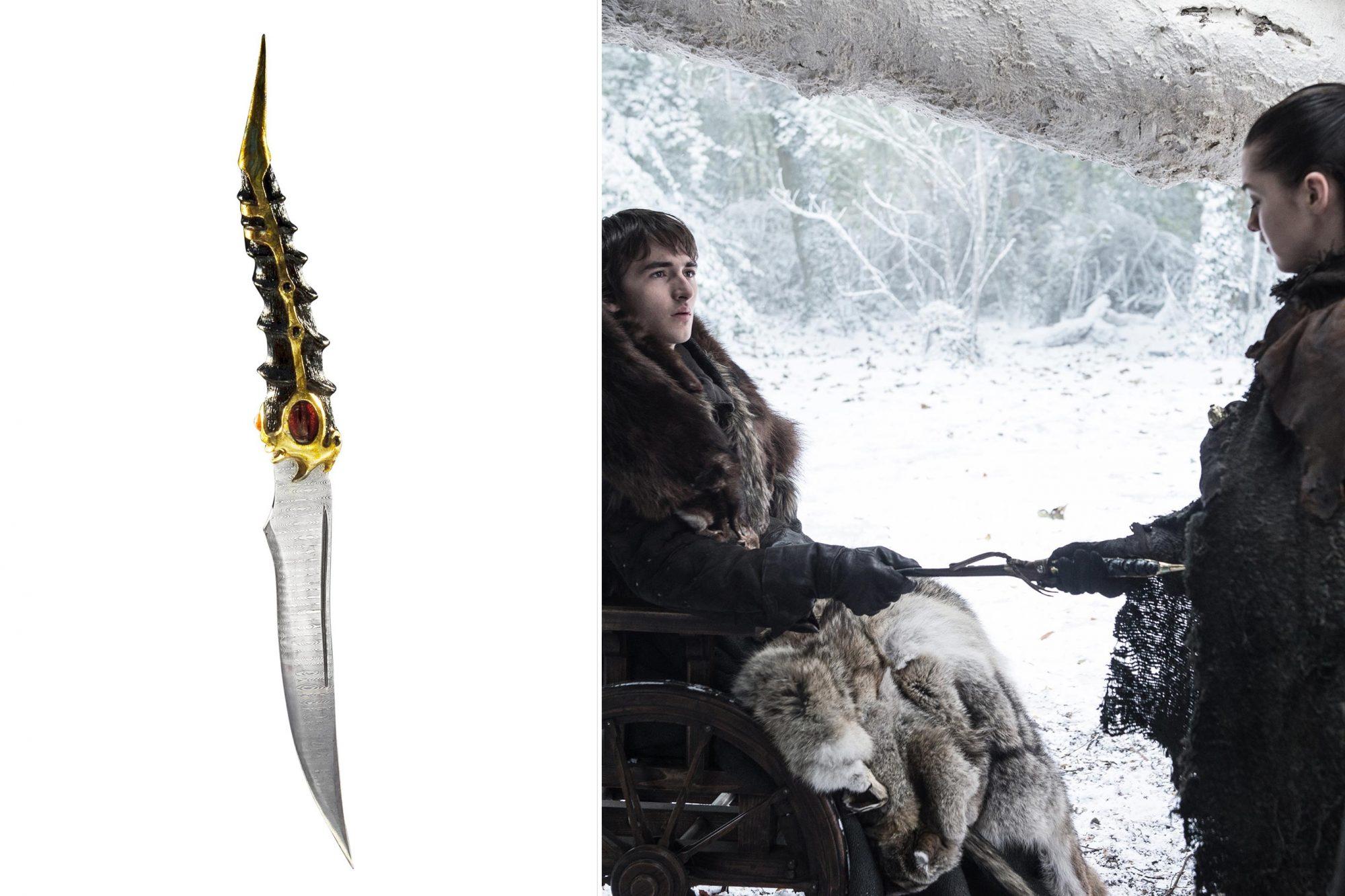 Valyrian-dagger
