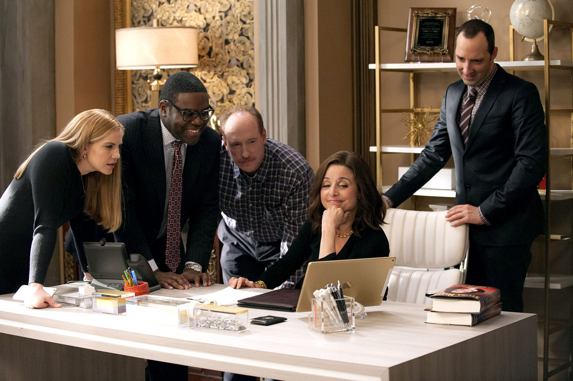 Veep stars reveal the OTHER character they'd like to play