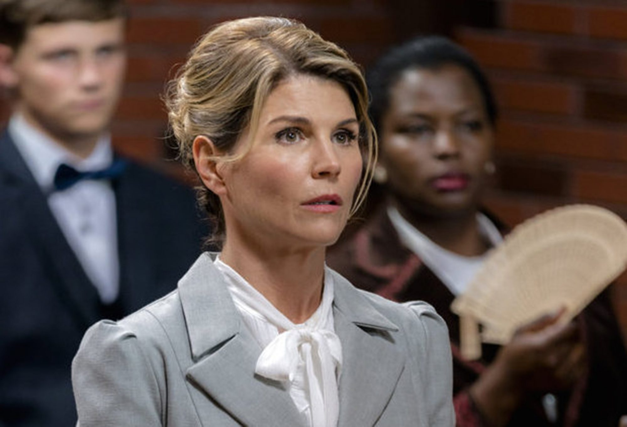 When Calls the Heart Lori LoughlinCredit: Crown Media