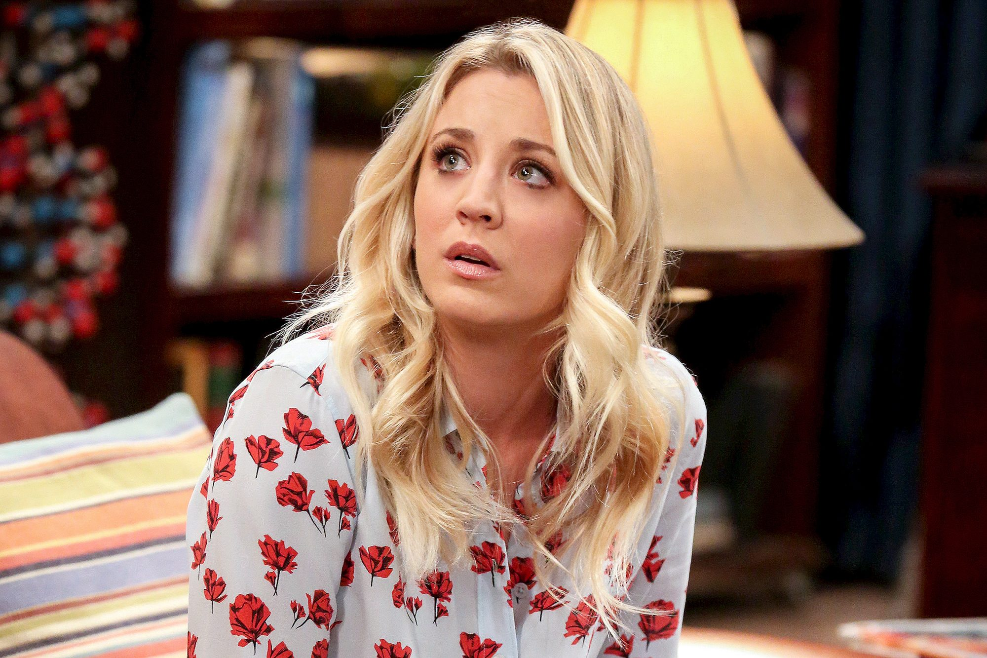Kaley Cuoco in Big Bang Theory