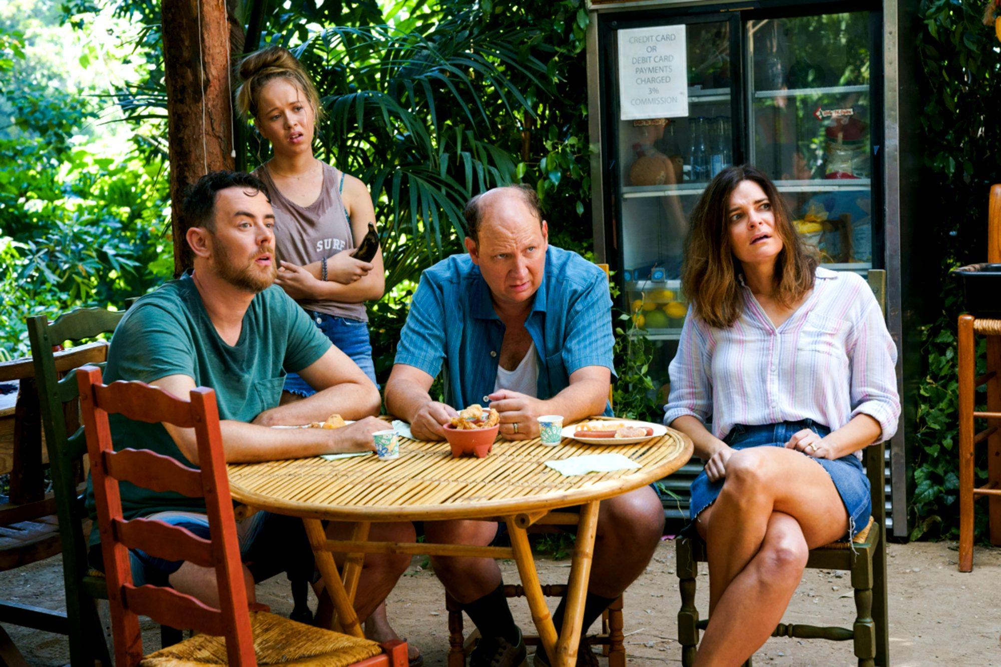Jungle Push Resort Anniversary
