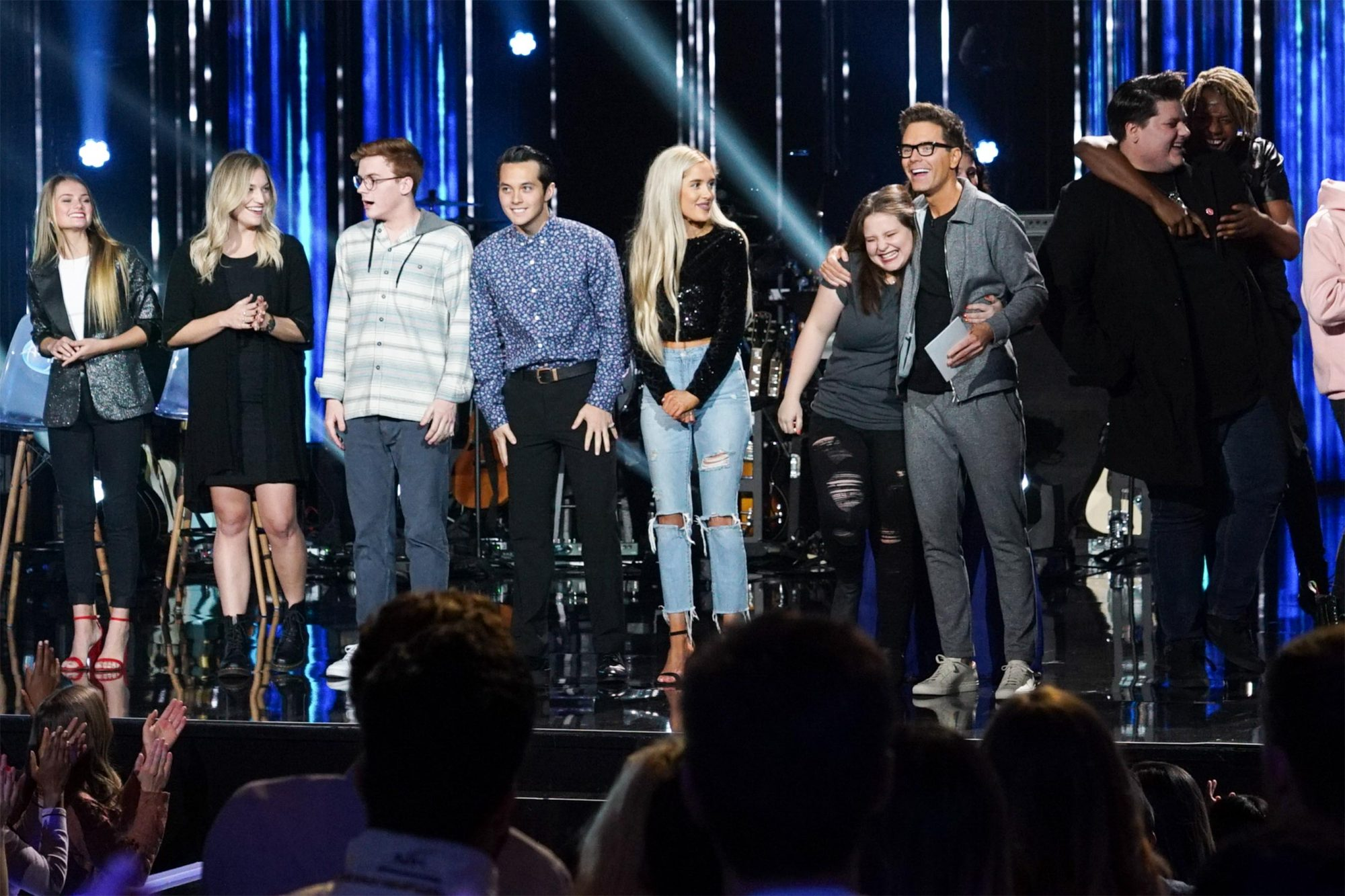 RILEY THOMPSON, ASHLEY HESS, WALKER BURROUGHS, LAINE HARDY, LACI KAYE BOOTH, MADISON VANDENBURG, BOBBY BONES, WADE COTABRUCE, UCHE, DIMITRIUS GRAHAM, JEREMIAH LLOYD HARMON
