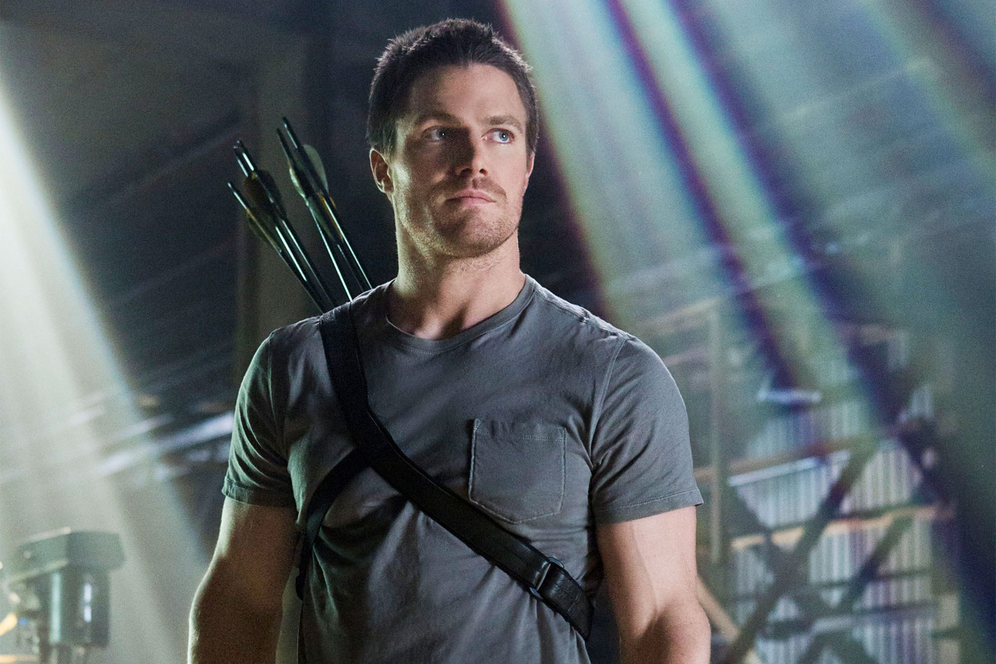 Arrow Pilot Stephen Amell