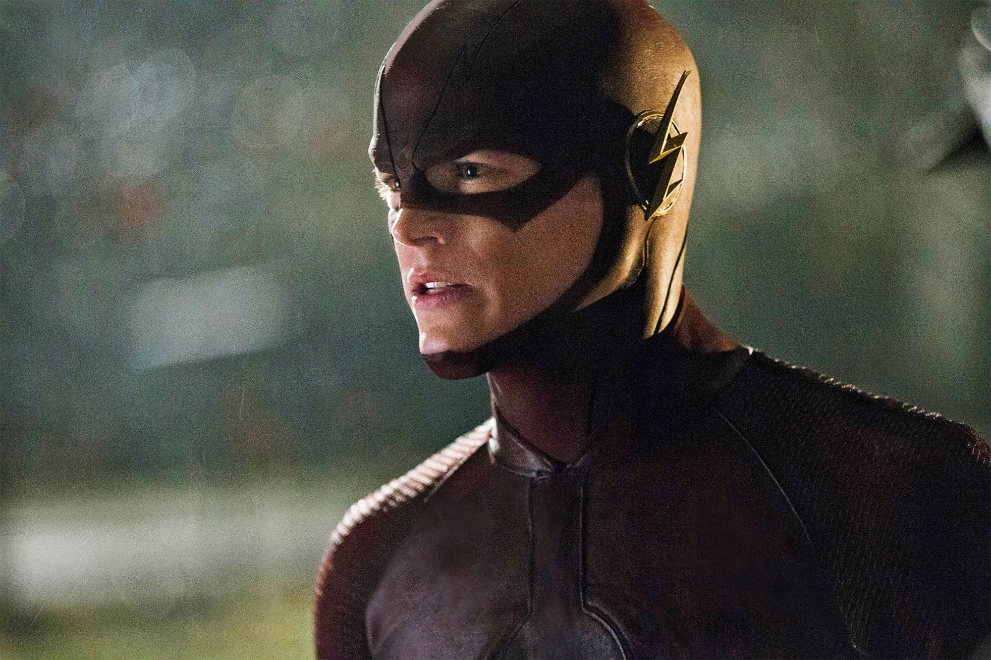The Flash Pilot Pictured: Grant Gustin