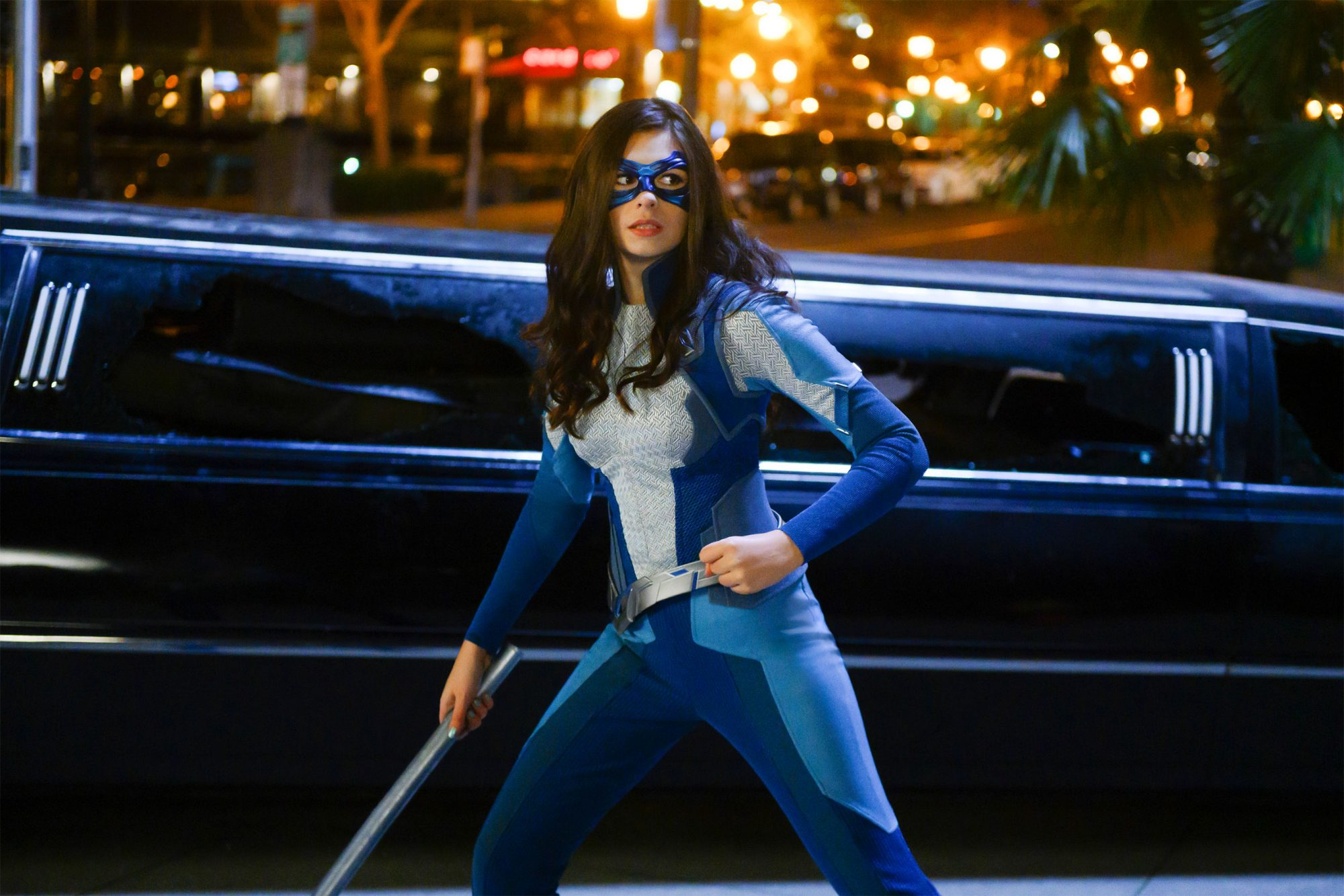 "Supergirl ""Menagerie"" Pictured: Nicole Maines"