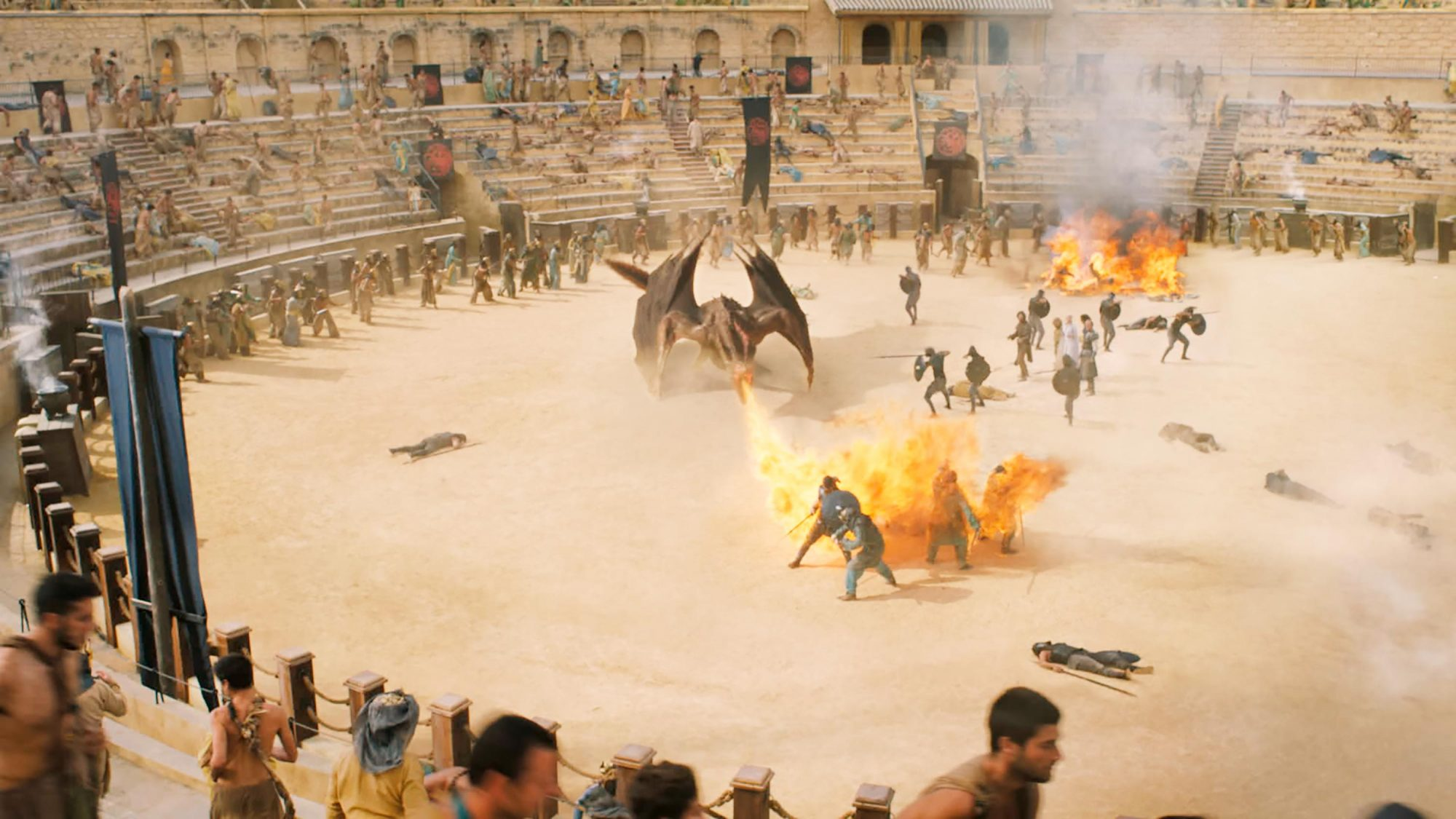 "Game of Thrones""The Dance of Dragons"""