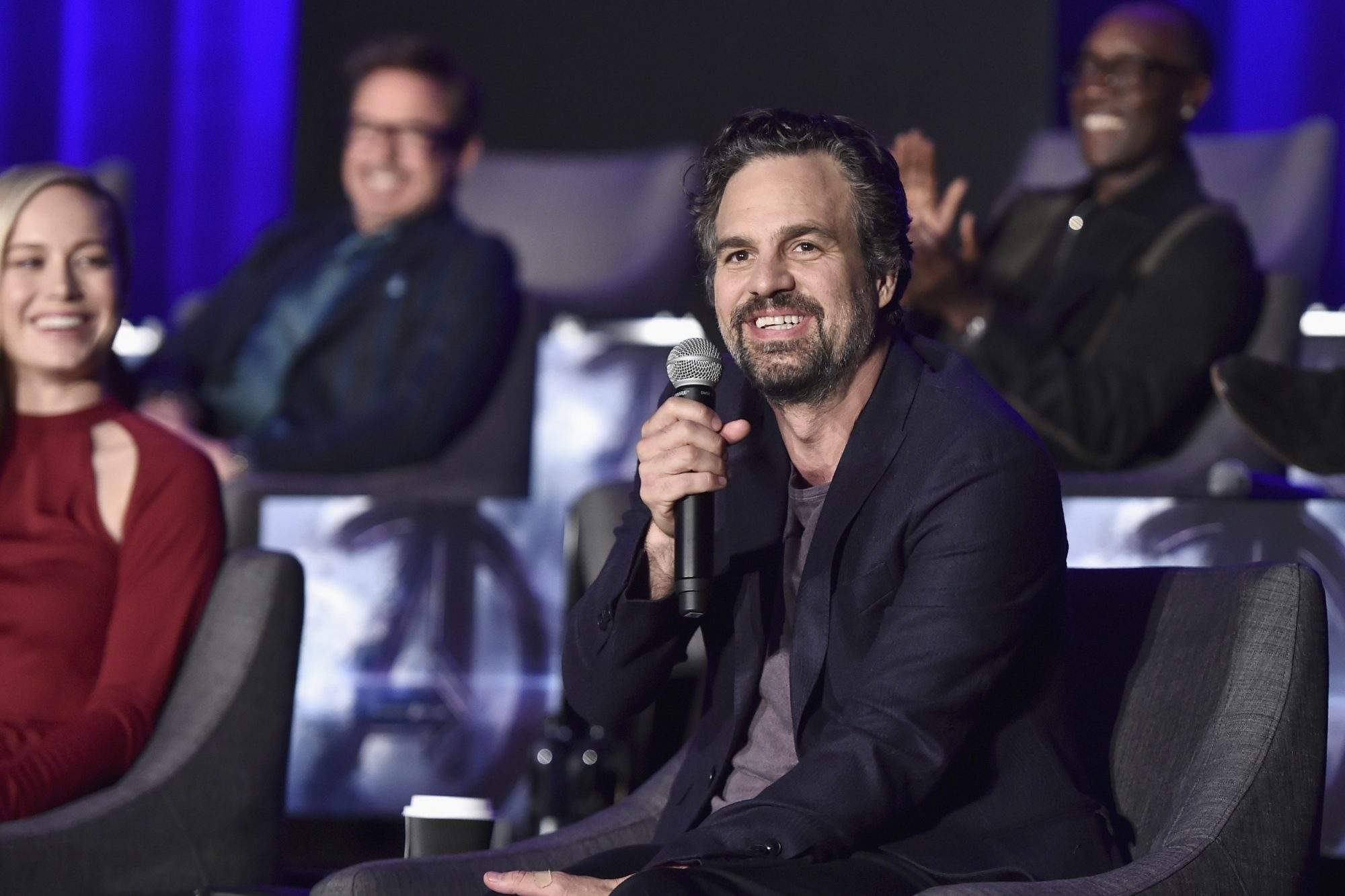 "Marvel Studios' ""Avengers: Endgame"" Global Junket Press Conference"