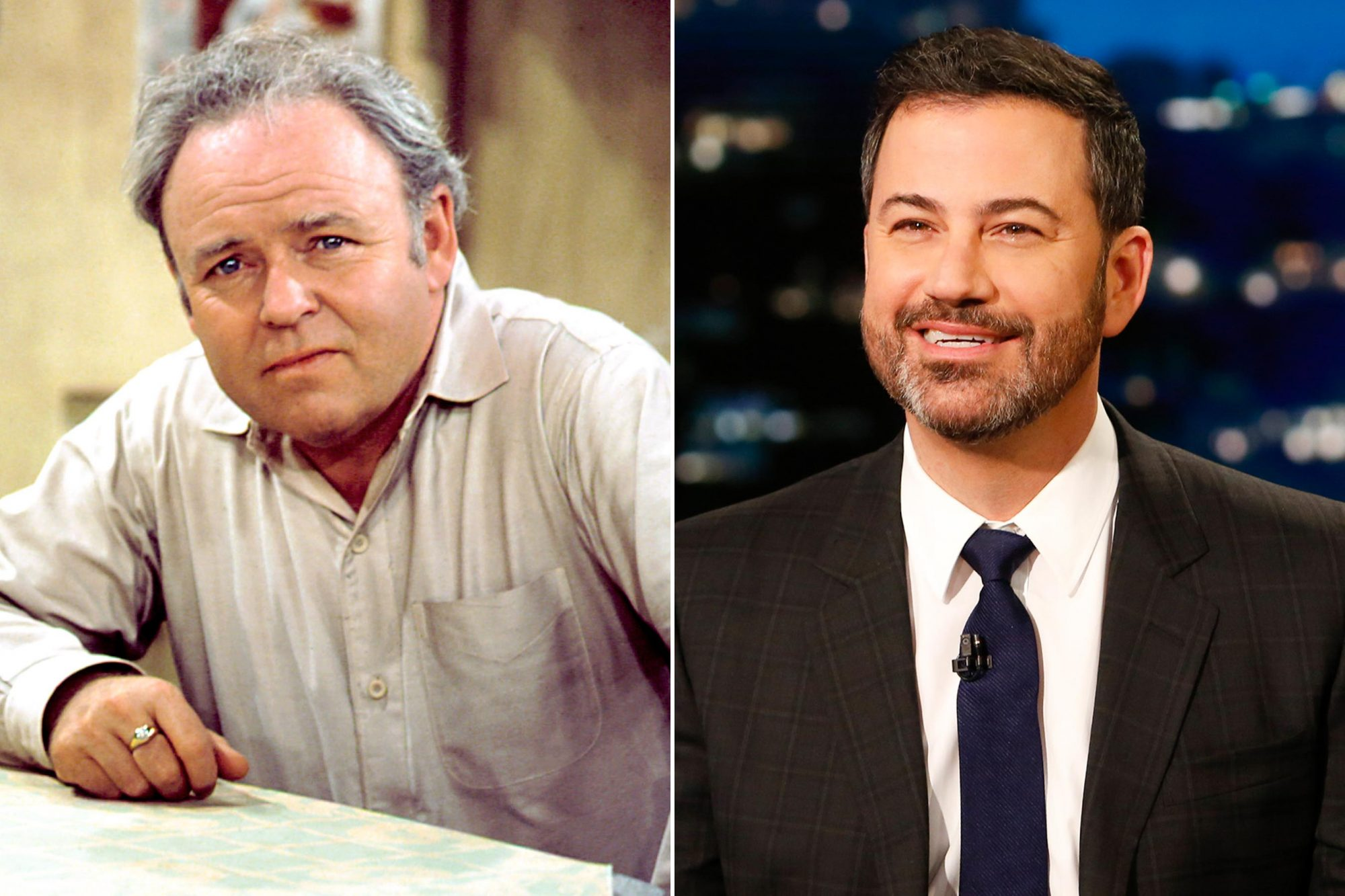 All in the Family; Jimmy Kimmel
