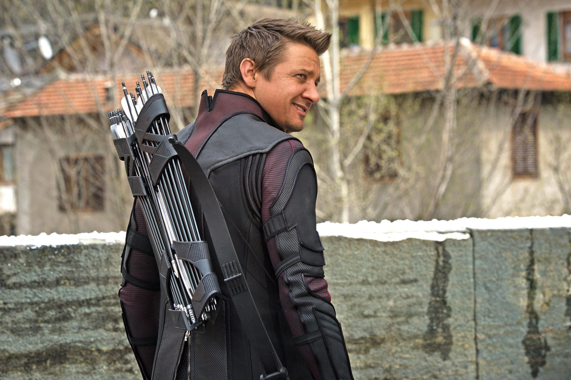 Marvel's Avengers: Age Of Ultron (2015)Jeremy Renner