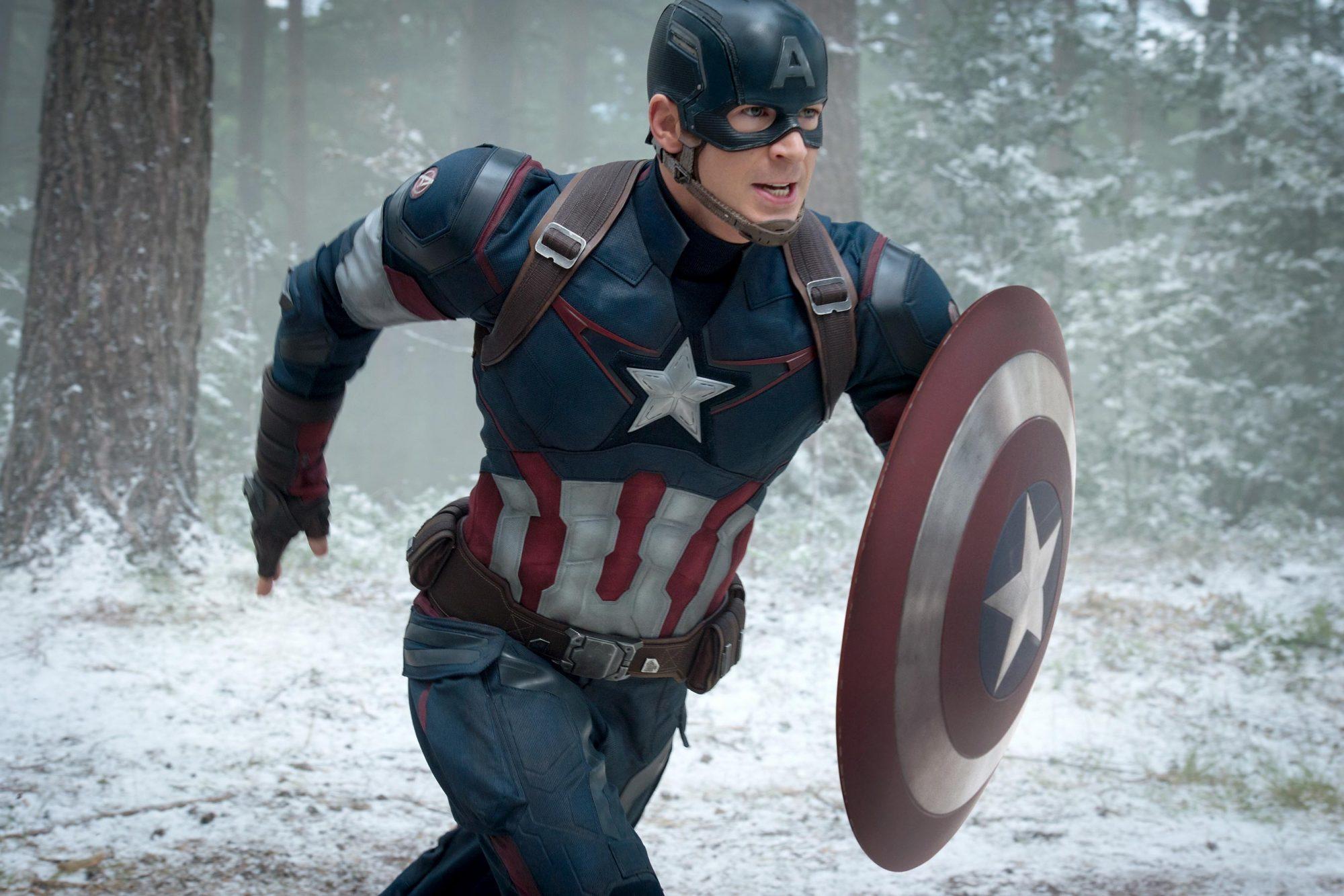 Avengers: Age Of Ultron (2015)Captain America/Steve Rogers (Chris Evans)