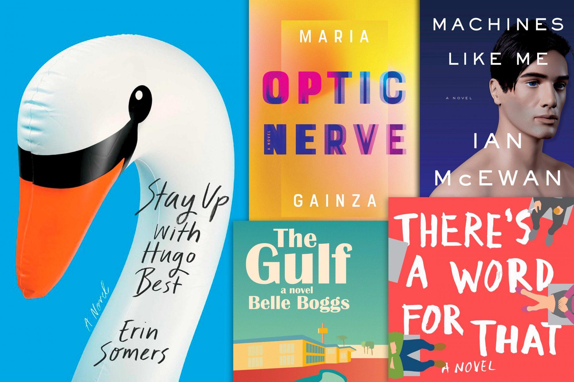 April-books