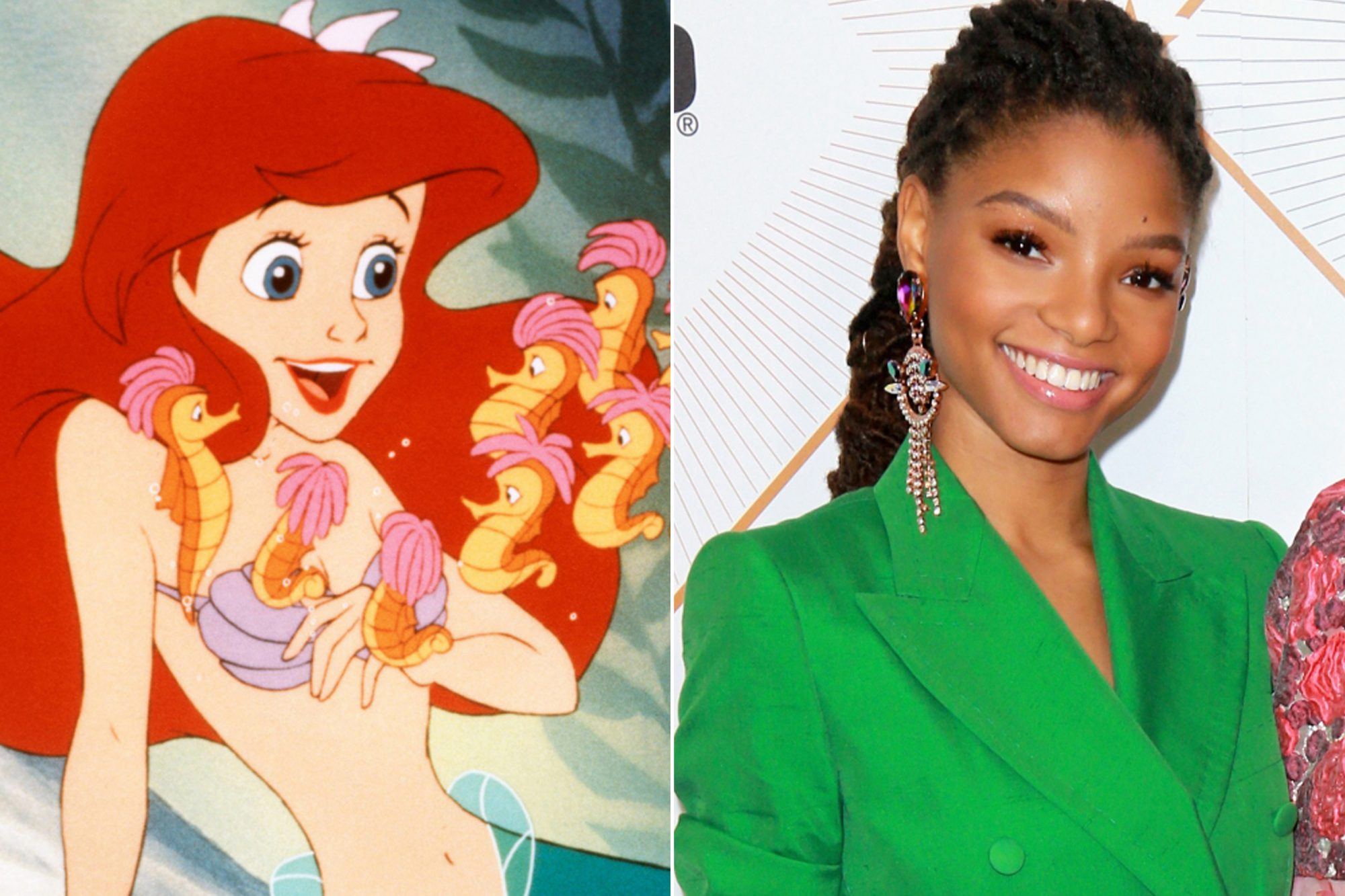 THE LITTLE MERMAID, Halle Bailey