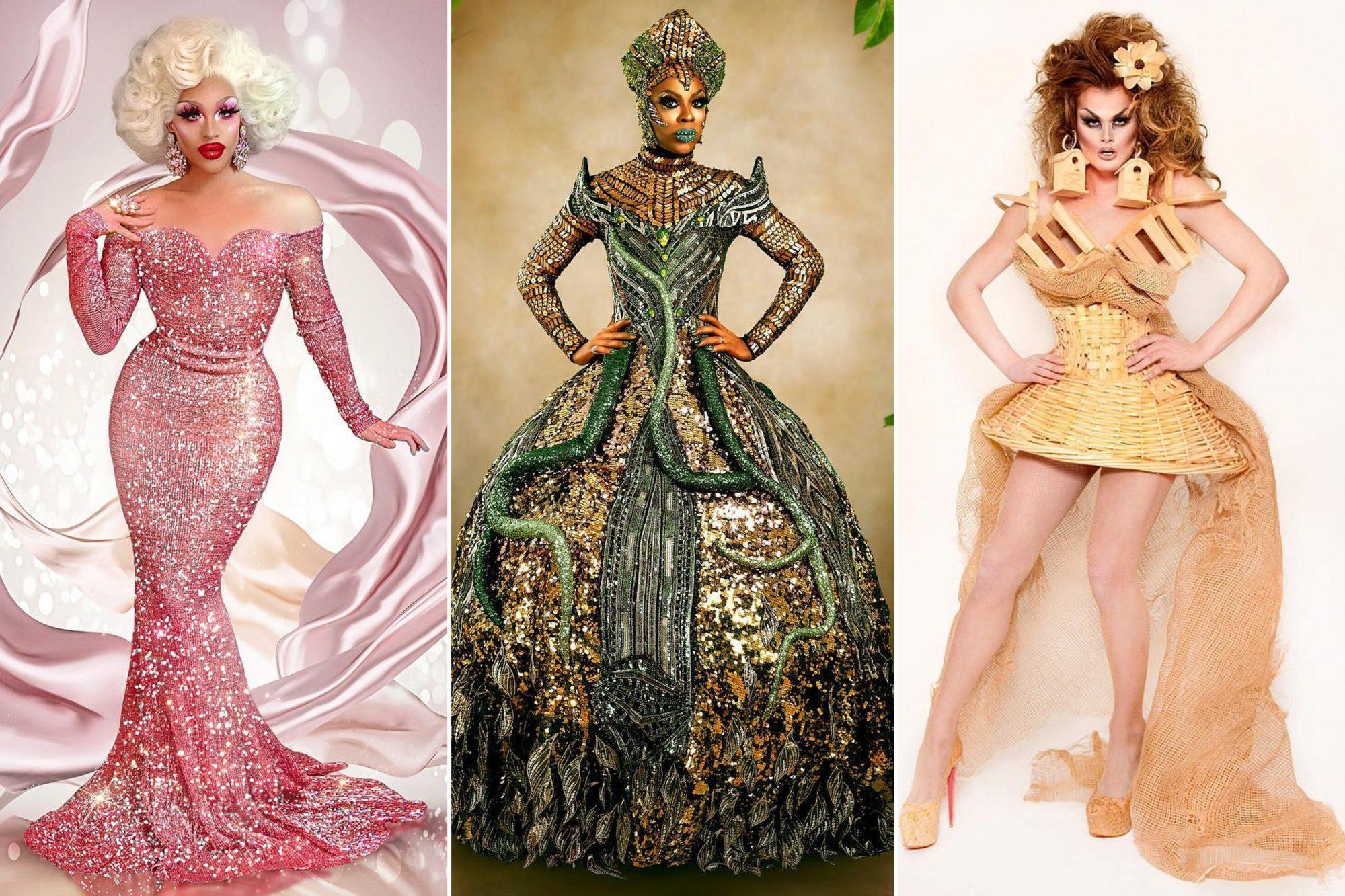 Ariel Versace; Honey Davenport; Scarlet Envy