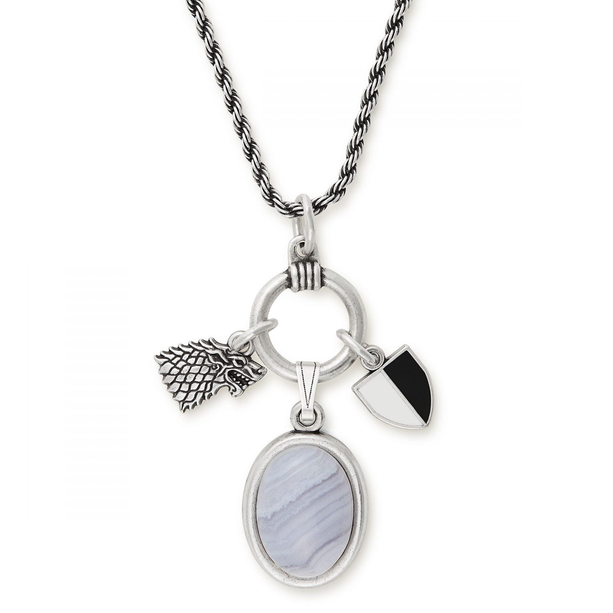 Arya Stark Adjustable Trio Necklace