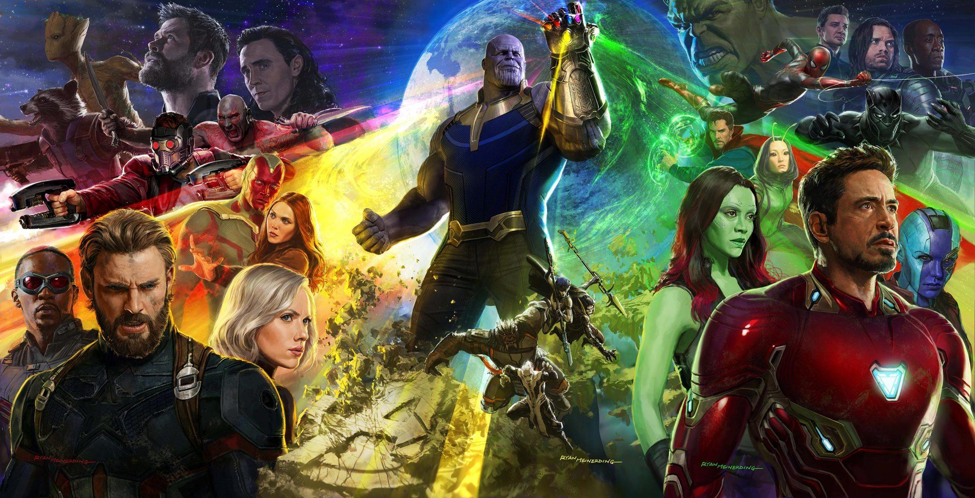 Marvel Studios' AVENGERS: INFINITY WAR Concept Art
