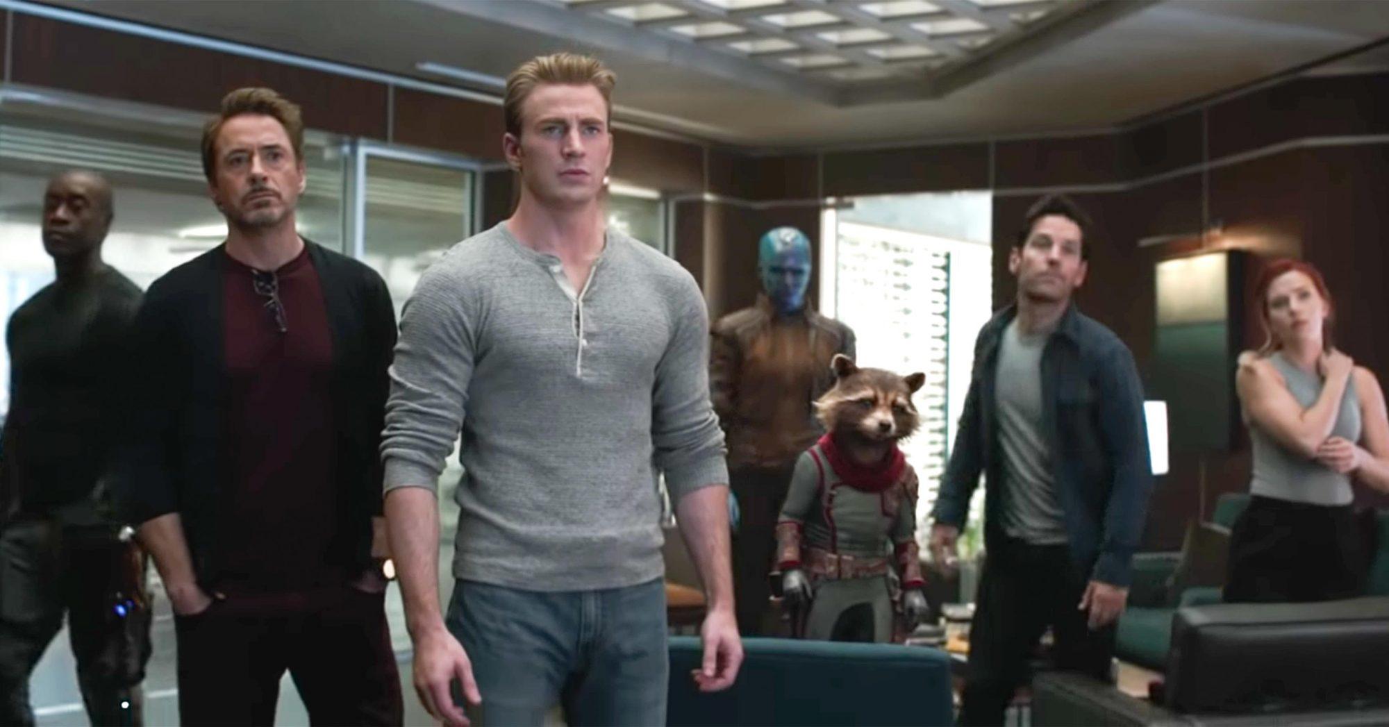 Avengers: Endgame screen grab https://www.youtube.com/watch?v=KCSNFZKbhZE CR: Marvel Studios
