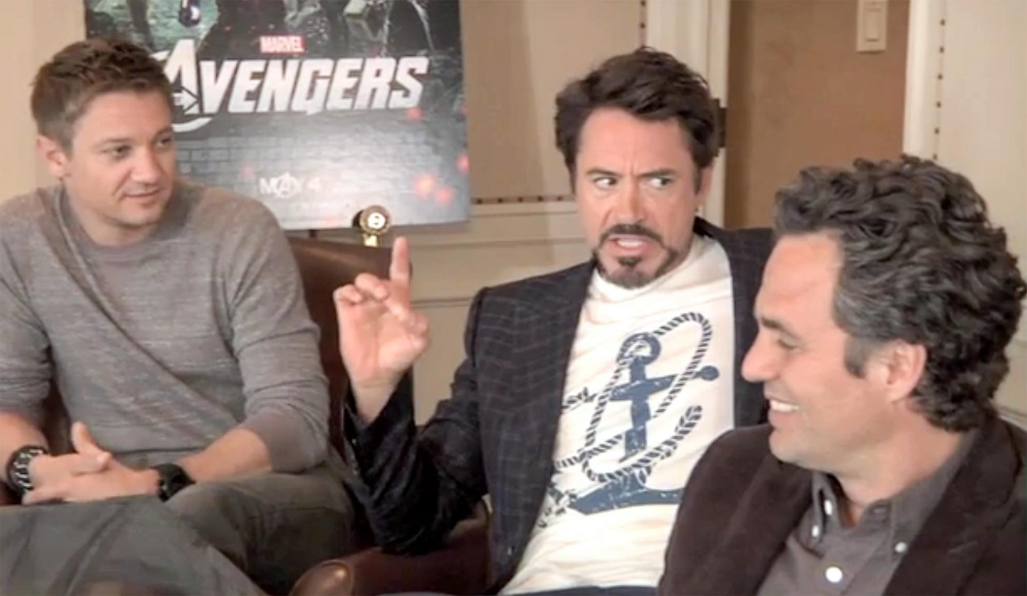 Avengers-interview