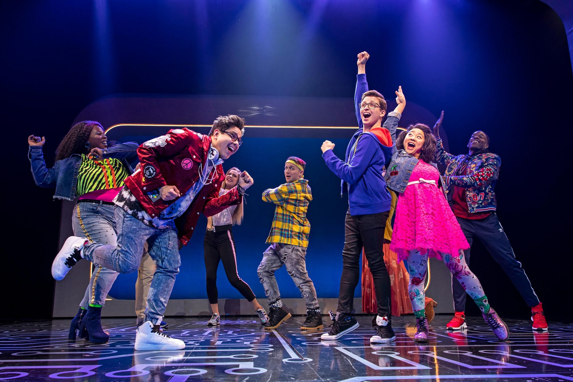 BE MORE CHILL (on Broadway)Cast