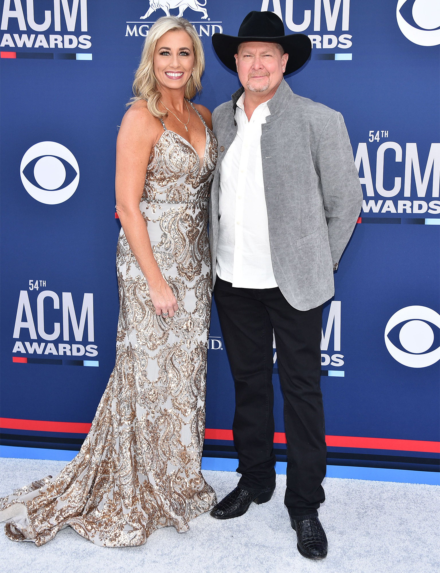 54th Academy Of Country Music Awards  - Arrivals