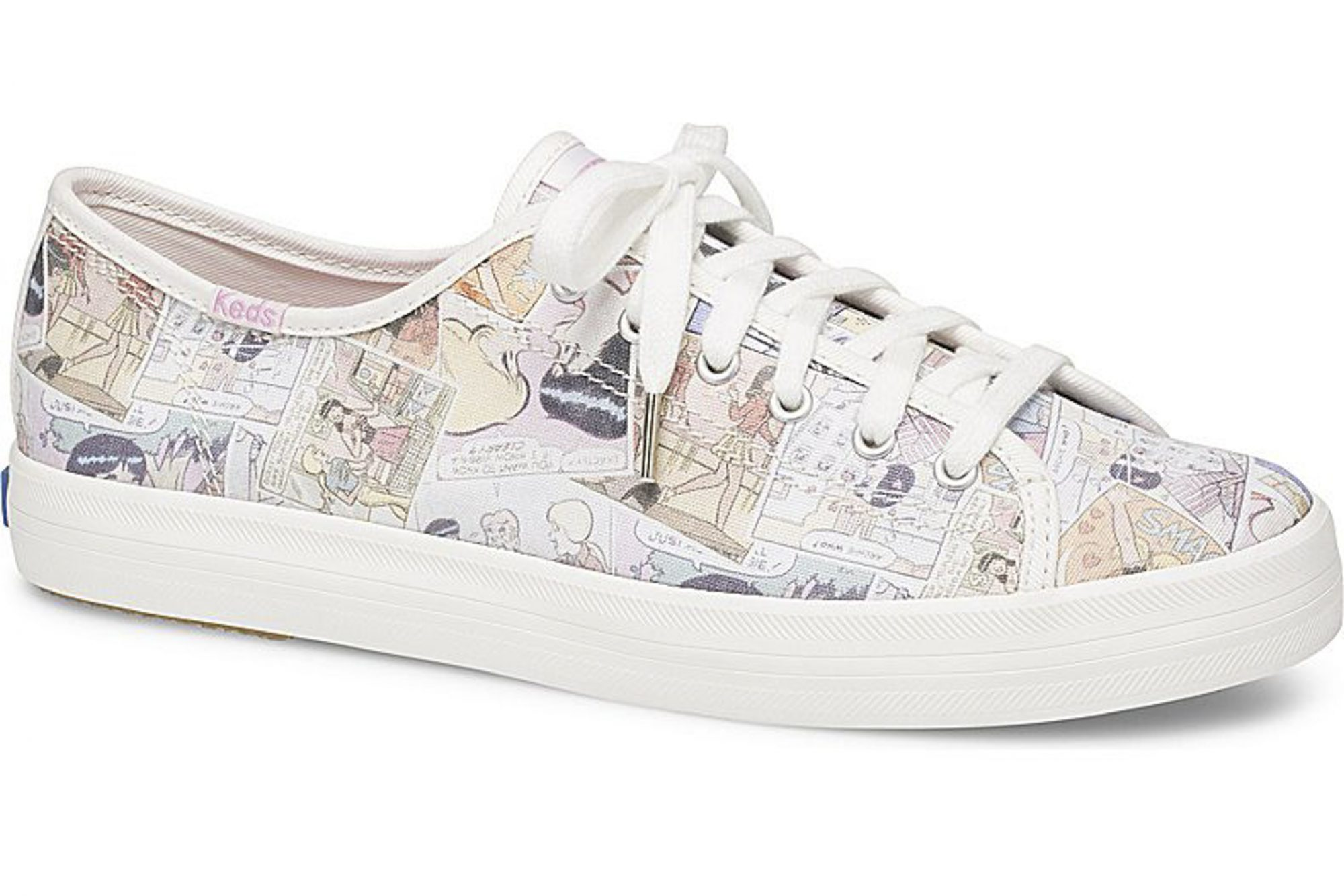 Women's Keds x Betty and Veronica Kickstart Comic