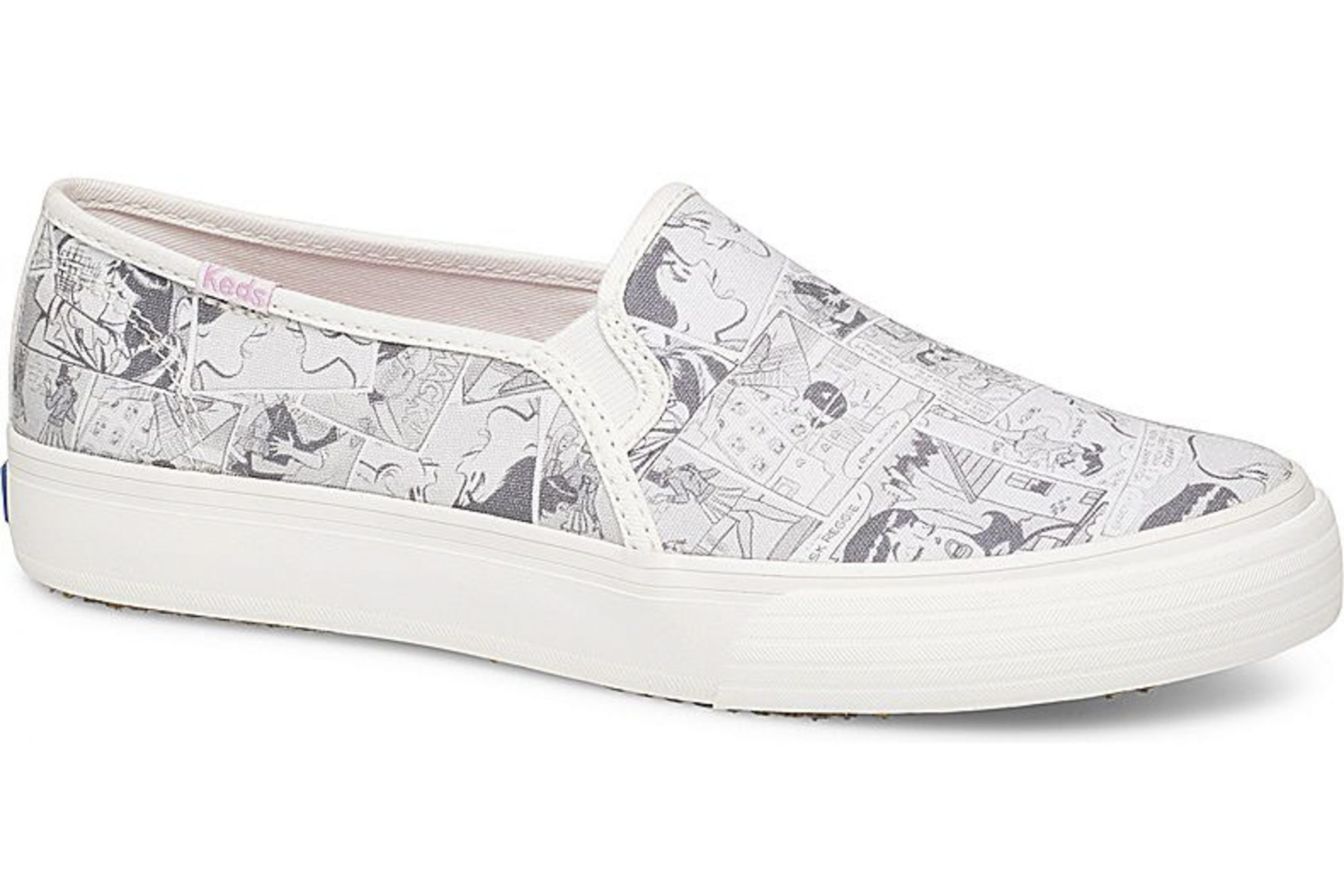 Women's Keds x Betty and Veronica Double Decker Comic