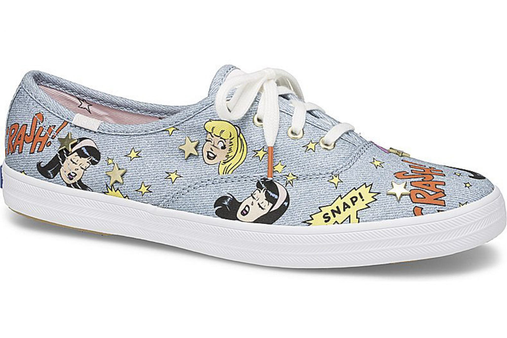 Women's Keds x Betty and Veronica Champion Pop Print