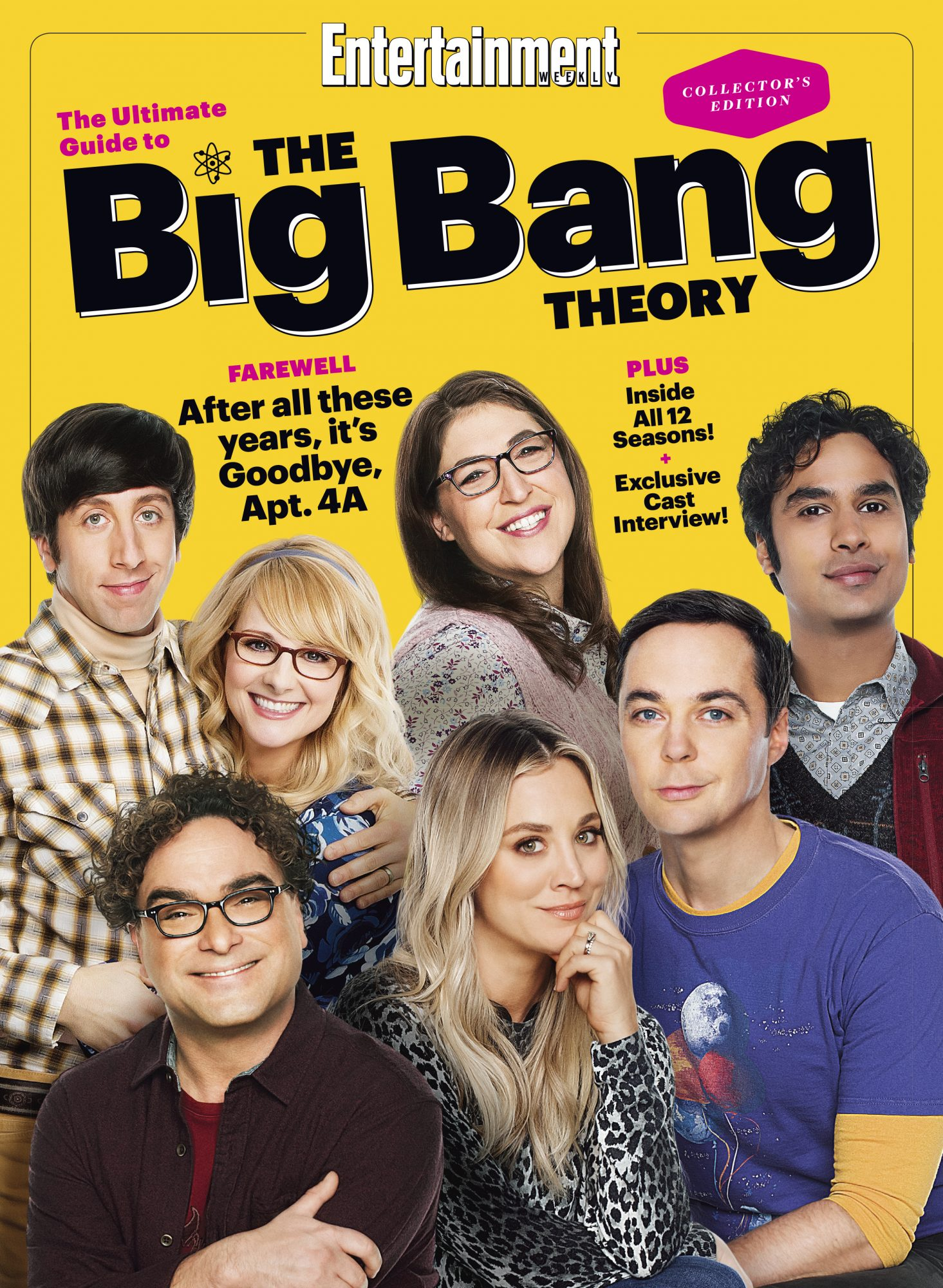 The Ultimate Guide to the Big Bang Theory