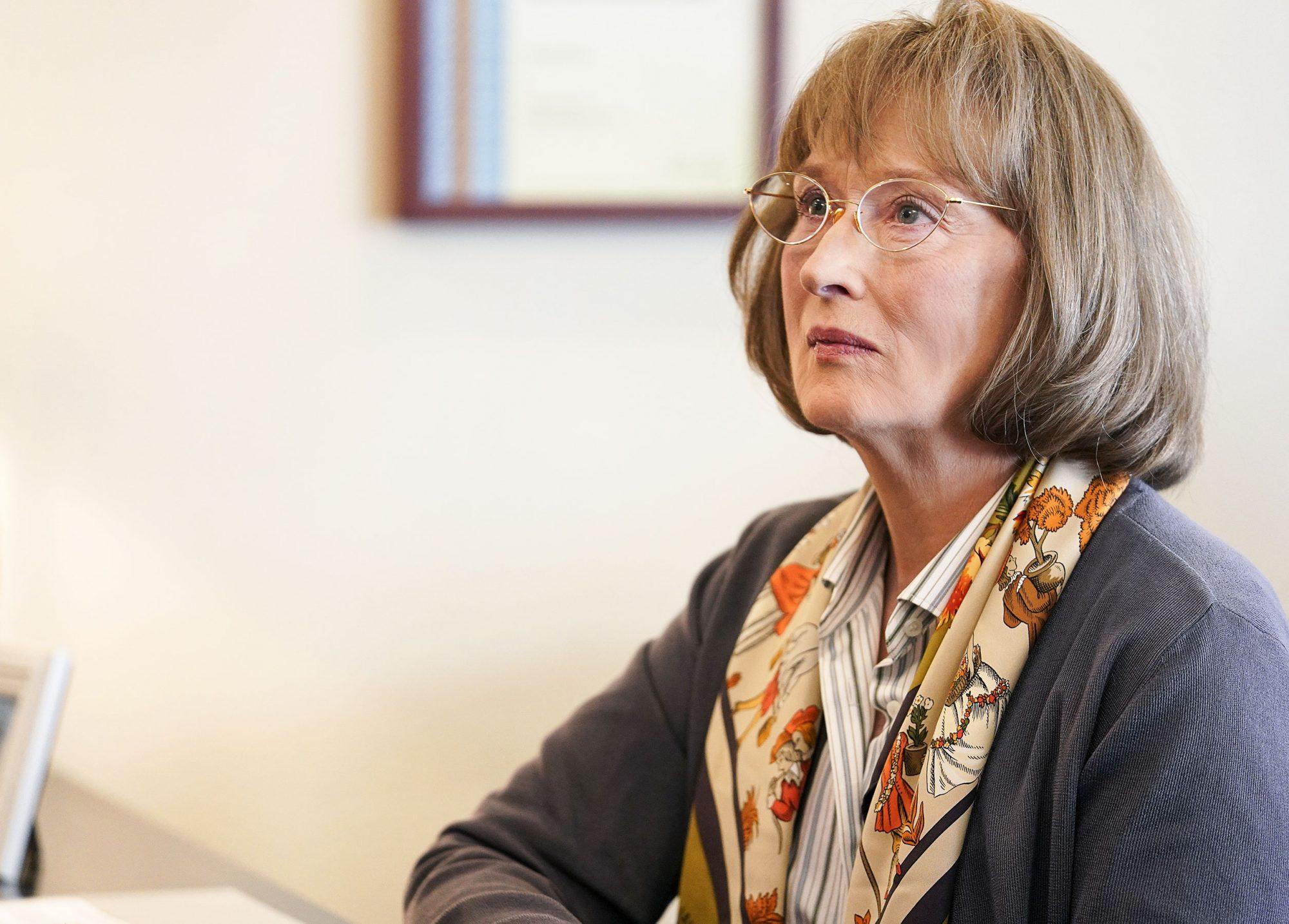 Big Little LiesSeason 2: Meryl Streep.photo: Jennifer Clasen/HBO