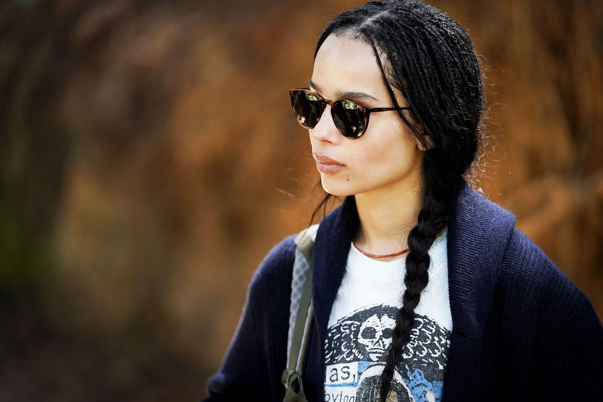Big Little LiesSeason 2: Zoë Kravitz.photo: Jennifer Clasen/HBO