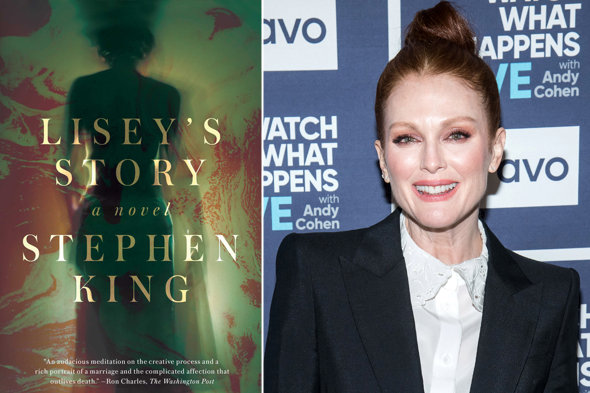 Lisey's Story Stephen King and Julianne Moore