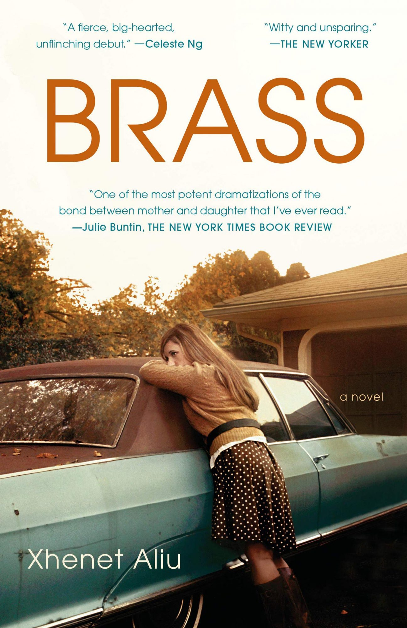 Brass, by Xhenet Aliu
