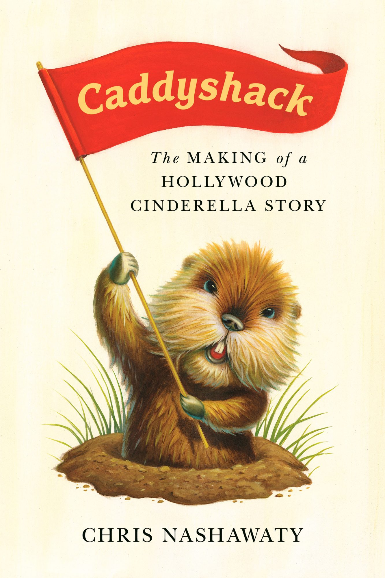 Caddyshack, by Chris Nashawaty