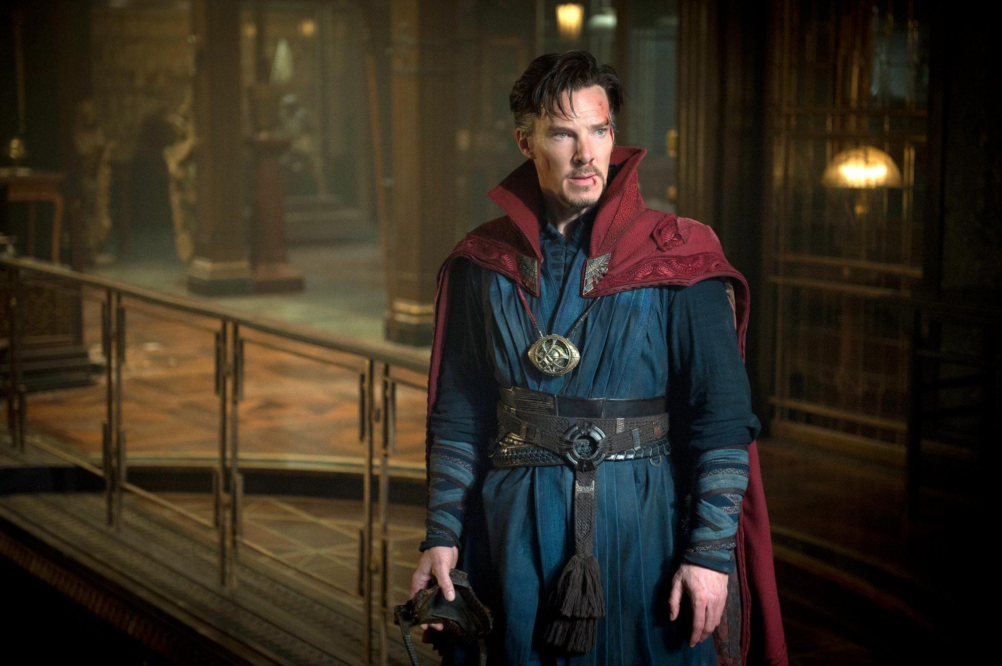Doctor Strange (2016)Benedict Cumberbatch