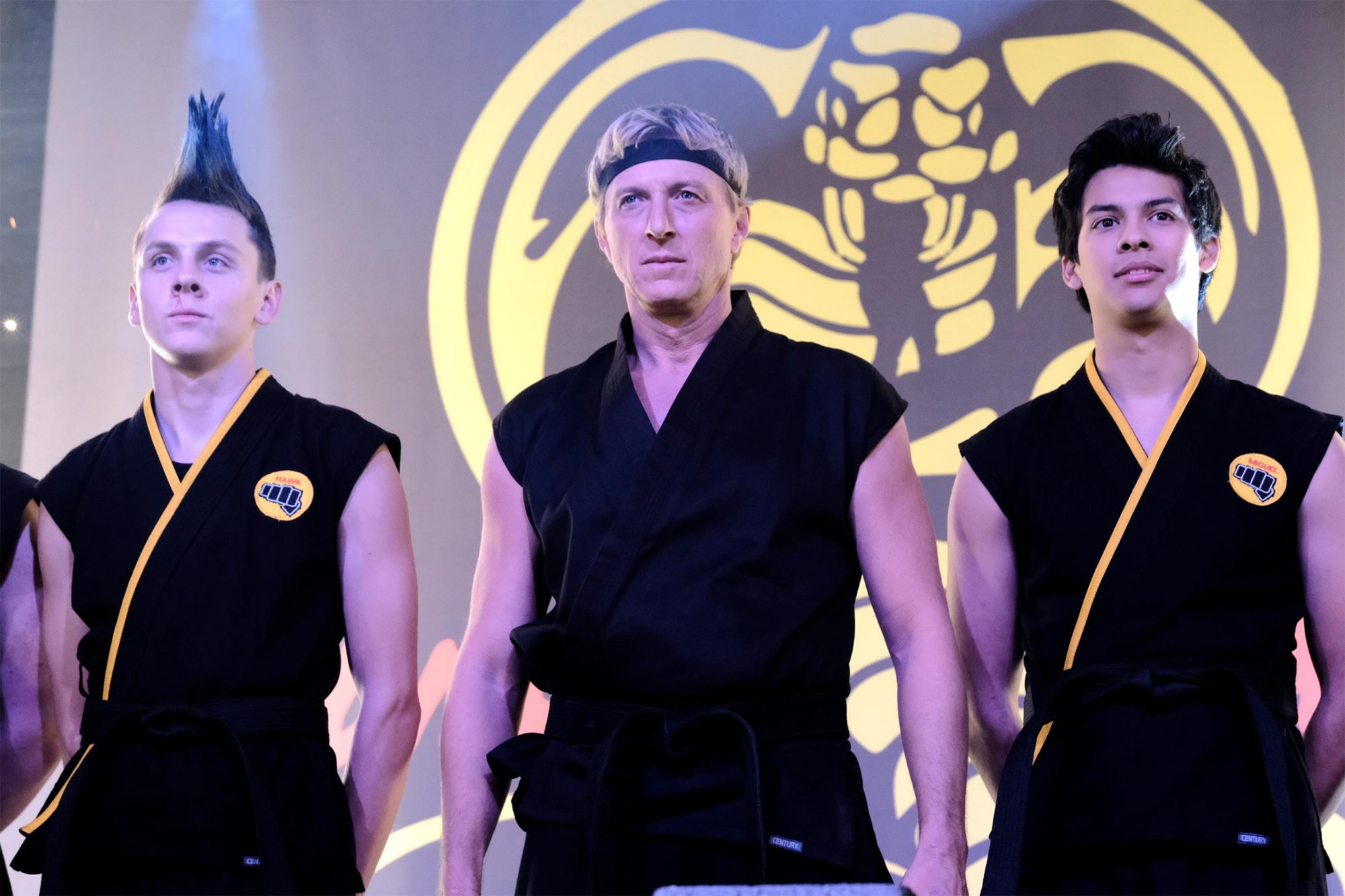 Cobra Kai - Season 2 - Episode 203 CR: Guy D'Alema/SONY