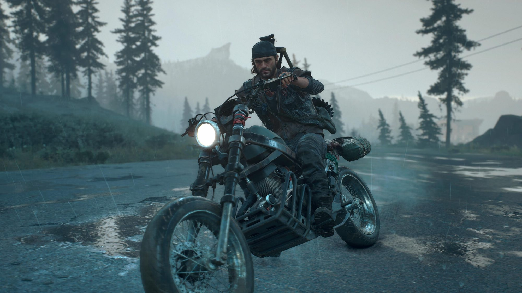 Days Gone CR: Sony Interactive Entertainment