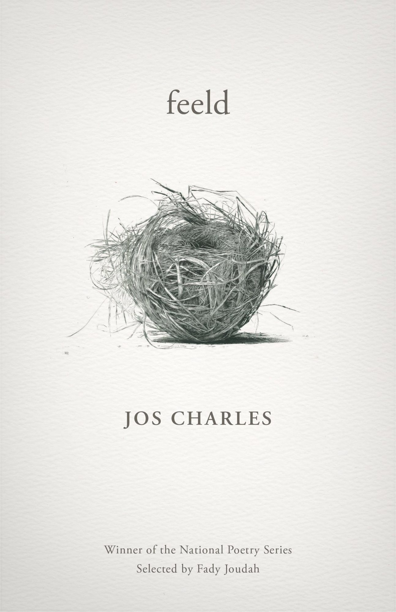 Feeld by Jos CharlesPublisher: Milkweed Editions