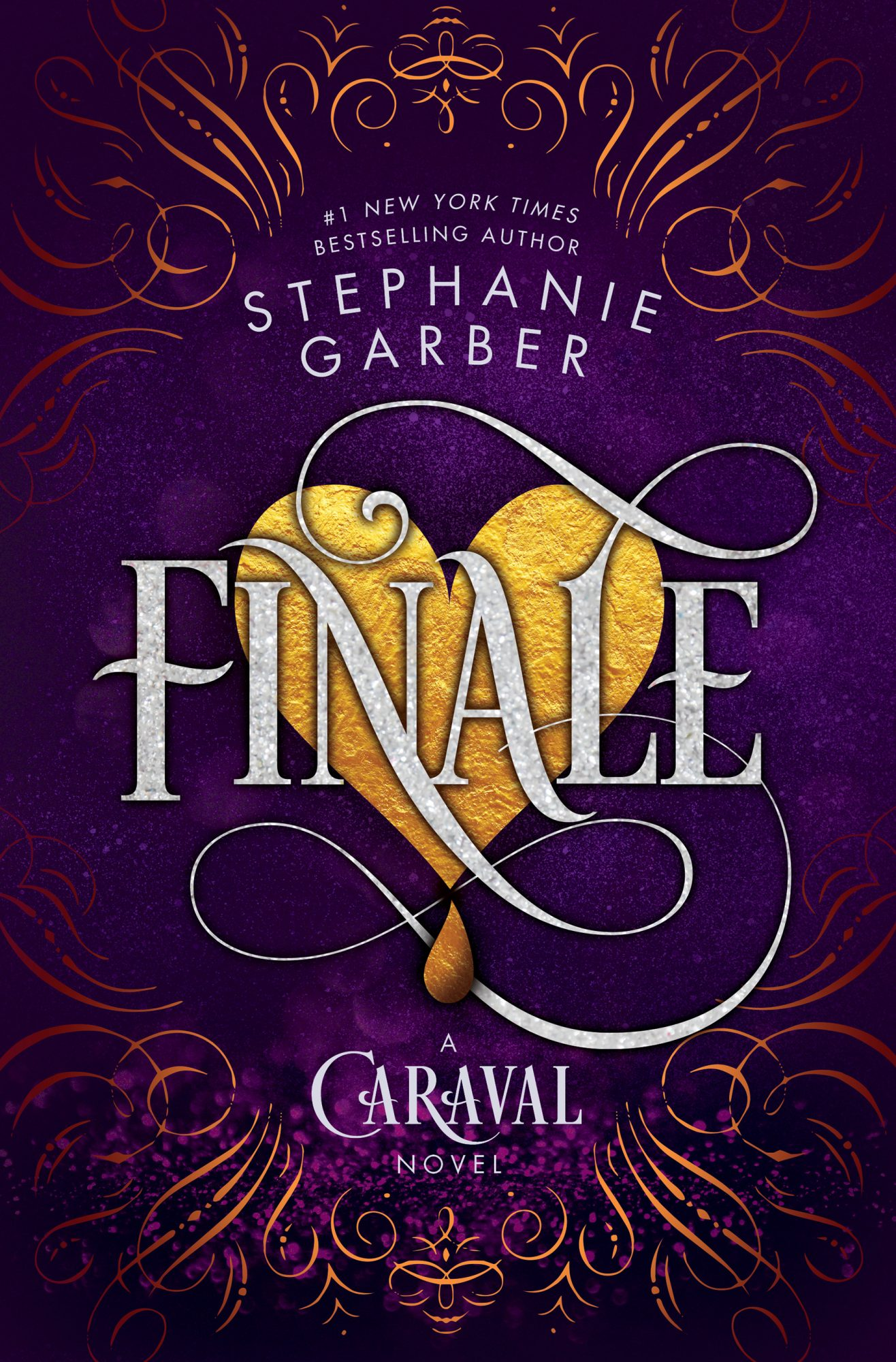 Finale by Stephanie GarberCR: Flatiron Books