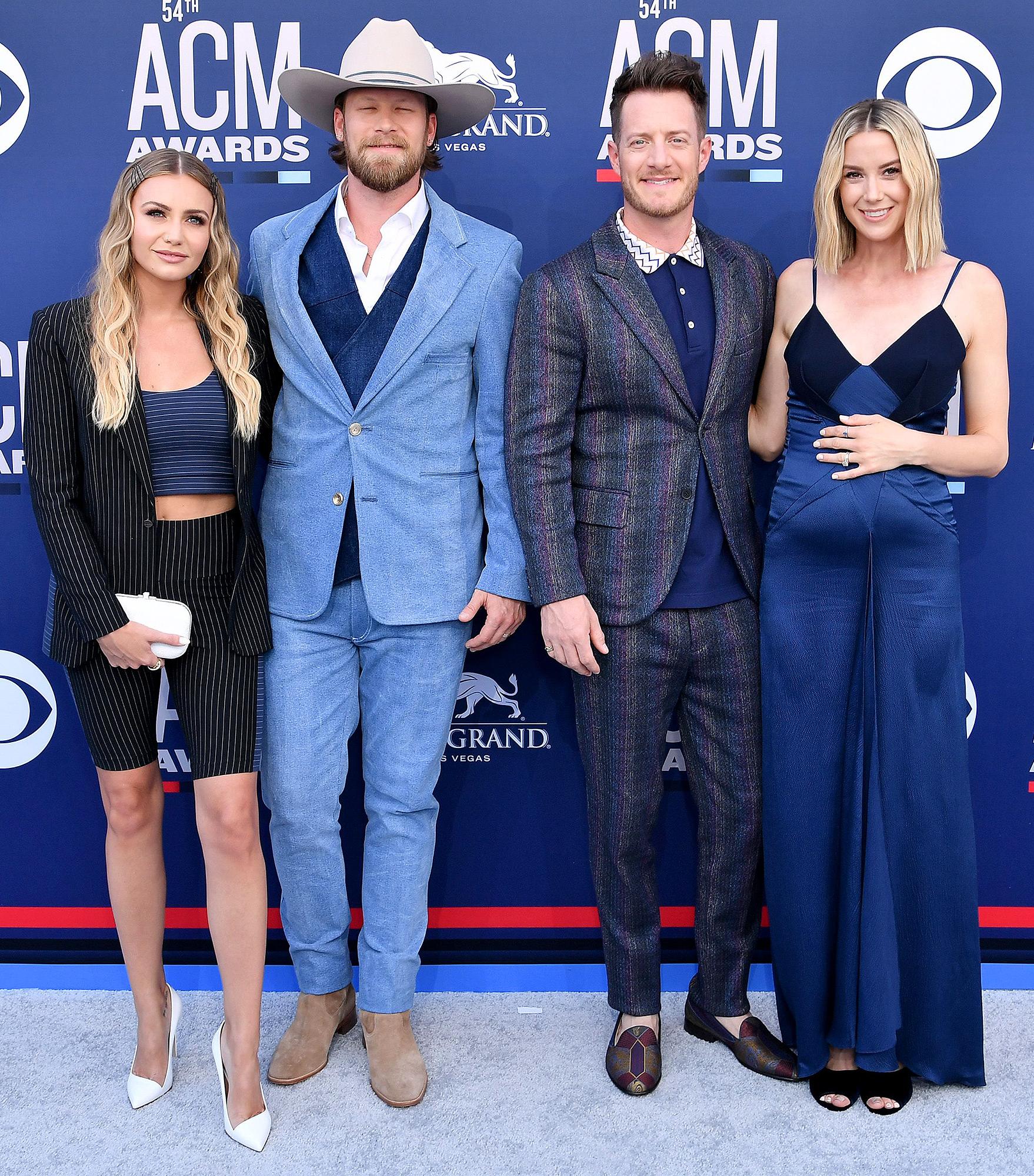 54th Annual ACM Awards, Arrivals, Grand Garden Arena, Las Vegas, USA - 07 Apr 2019