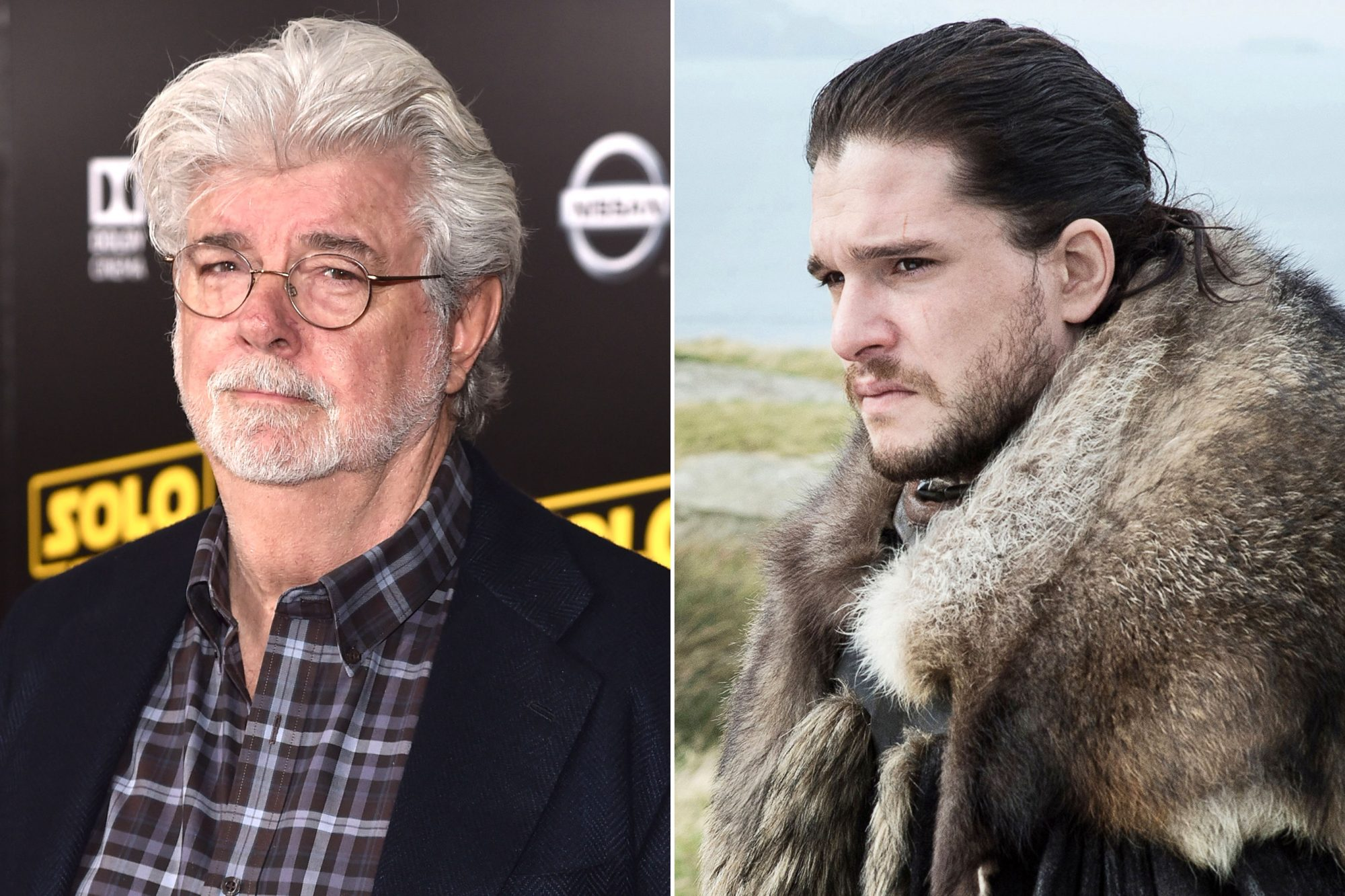 George-Lucas-Jon-Snow