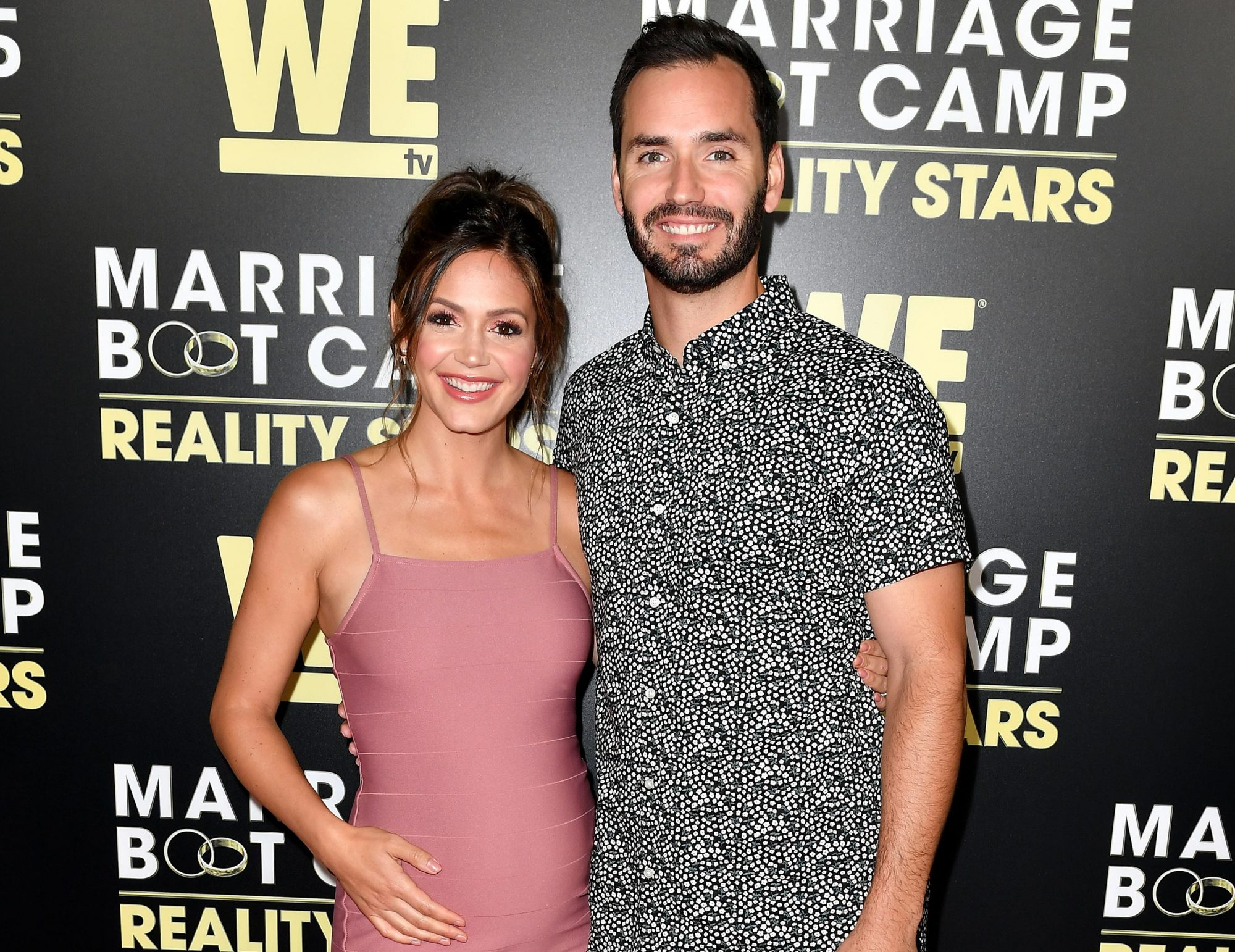 """WE tv Celebrates The Premiere Of """"Marriage Boot Camp Reality Stars"""""""