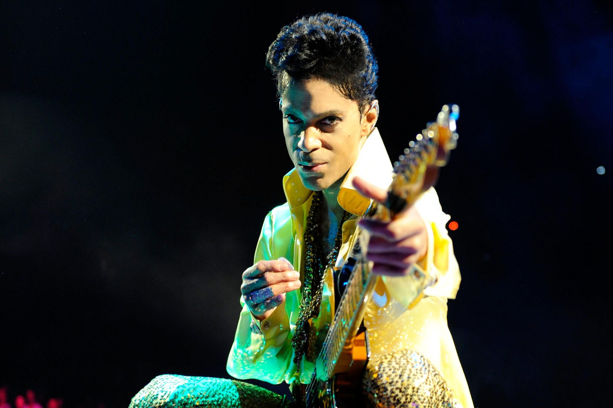 "Prince ""Welcome 2 America"" Tour - Los Angeles - Show"