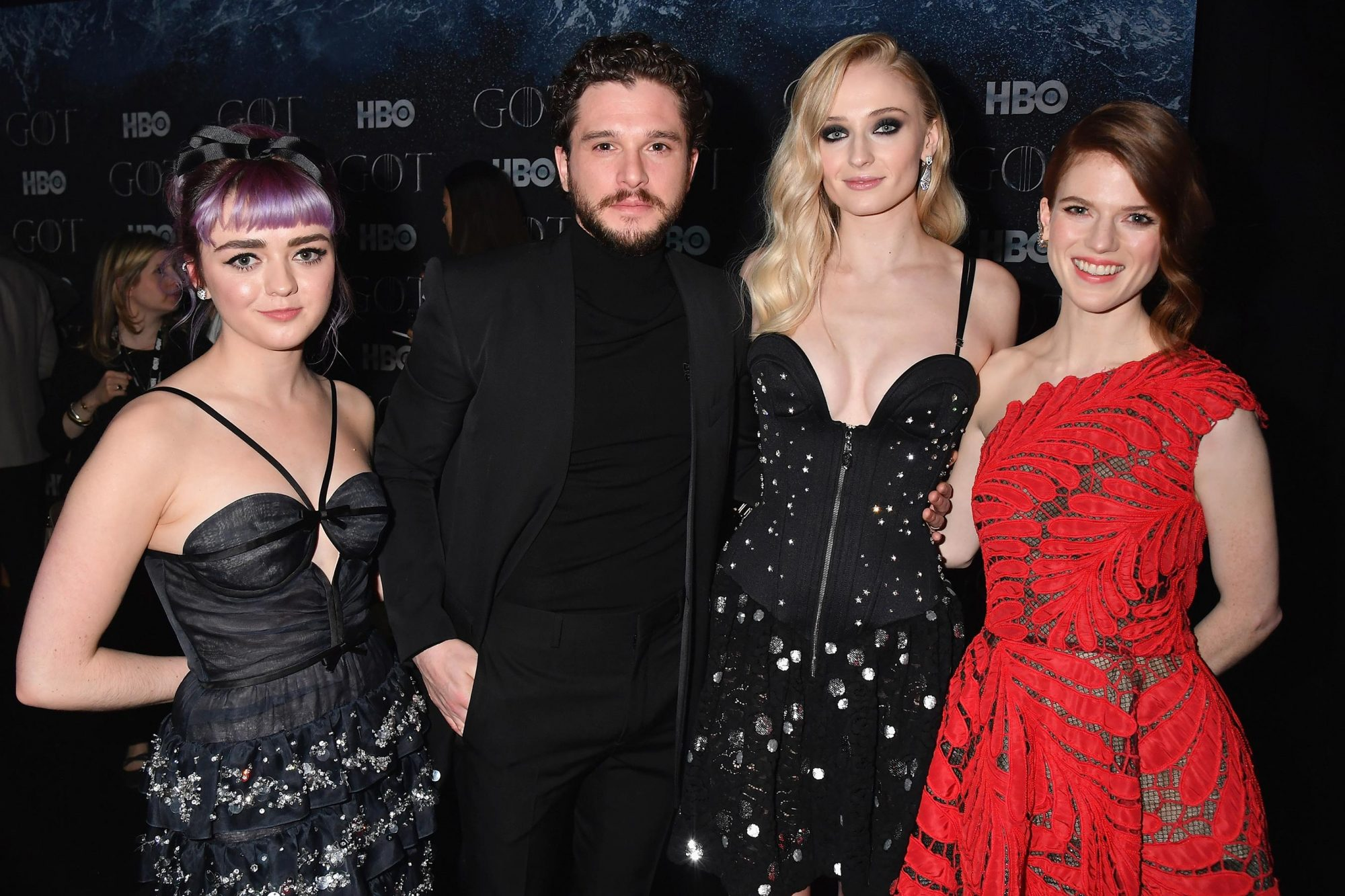 """Game Of Thrones"" Season 8 NY Premiere"