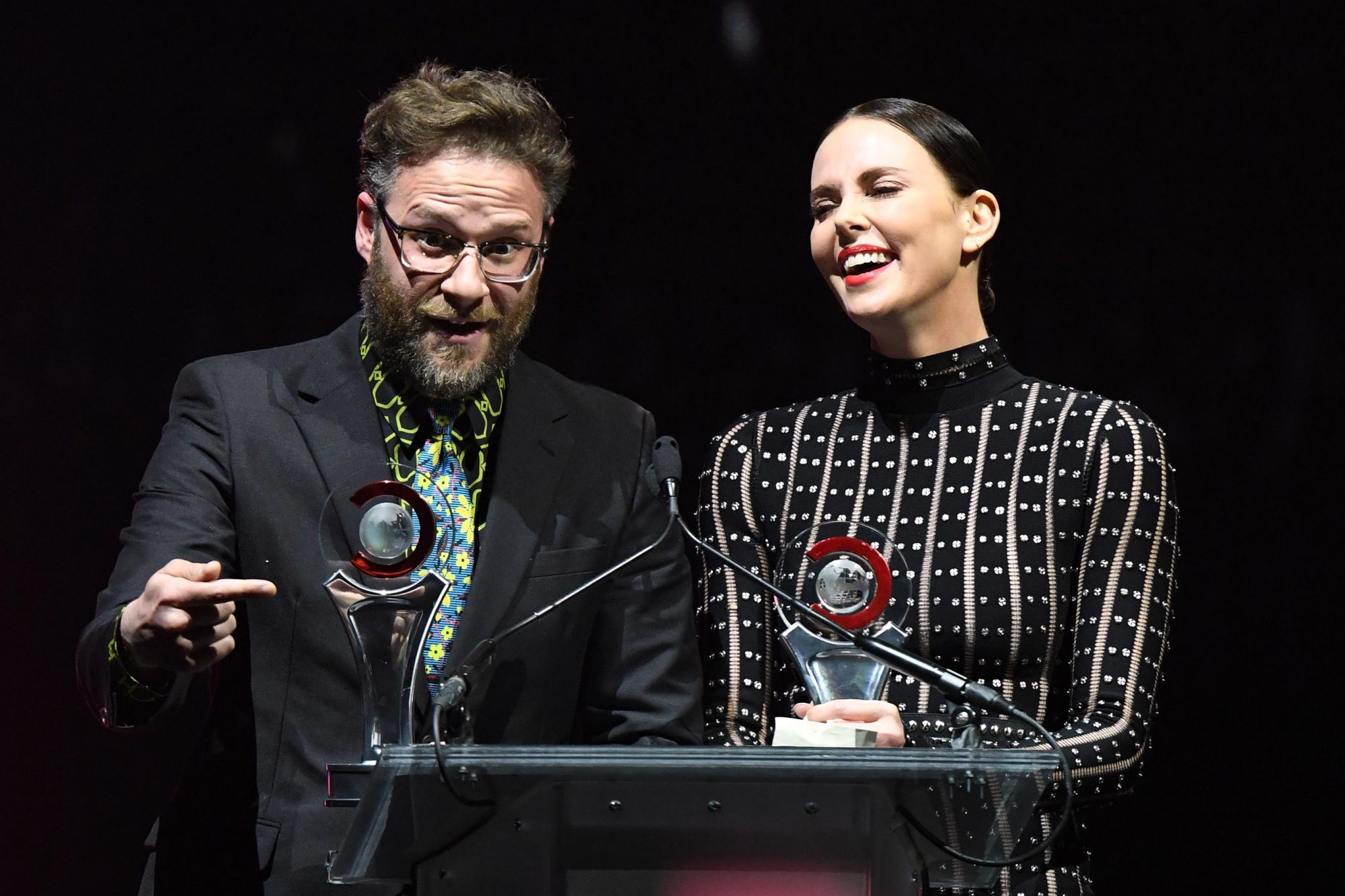 US-ENTERTAINMENT-FILM-CINEMACON-AWARD-SCREEN-AWARDS