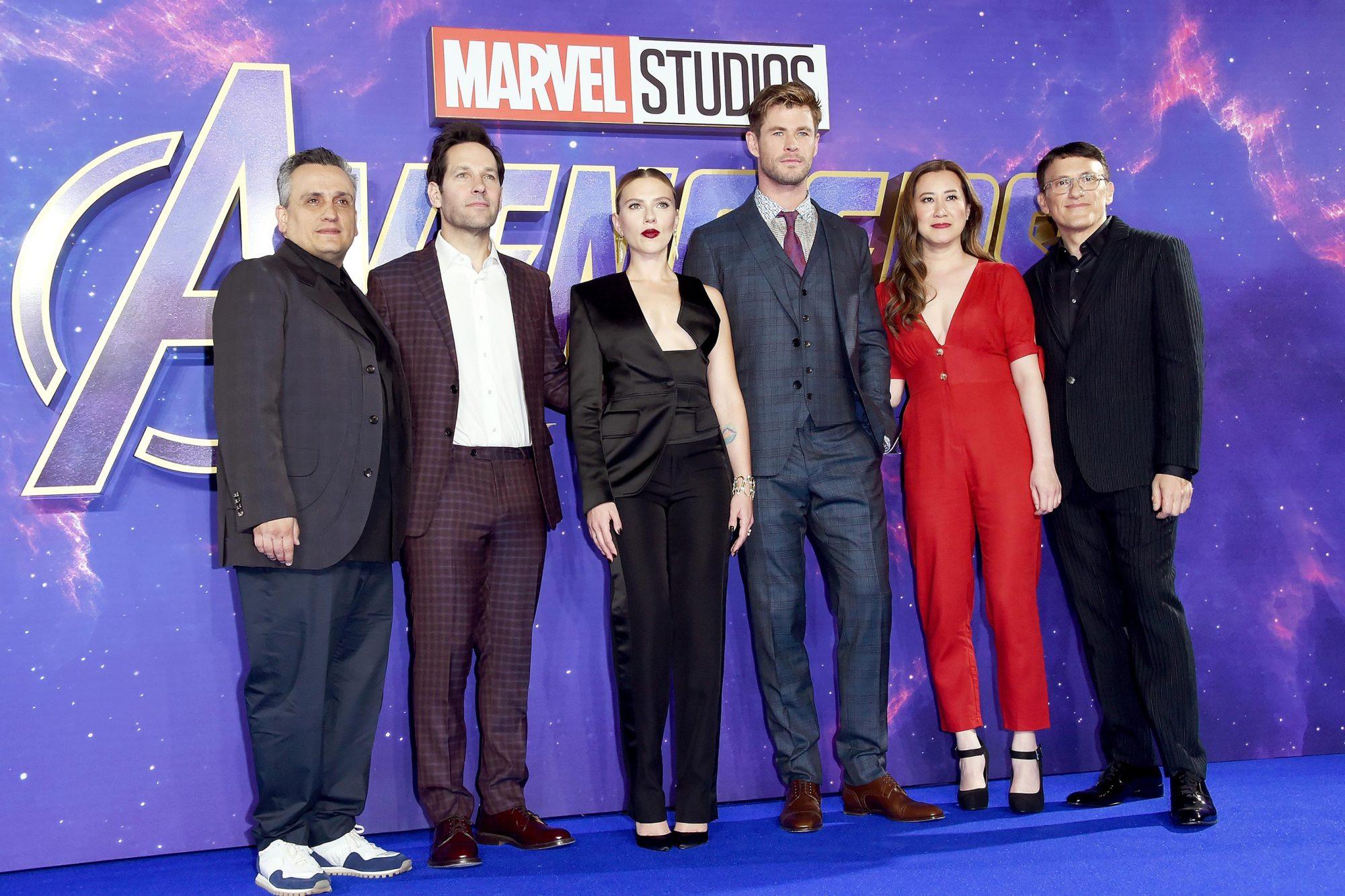 """""""Avengers Endgame"""" UK Fan Event - VIP Arrivals"""