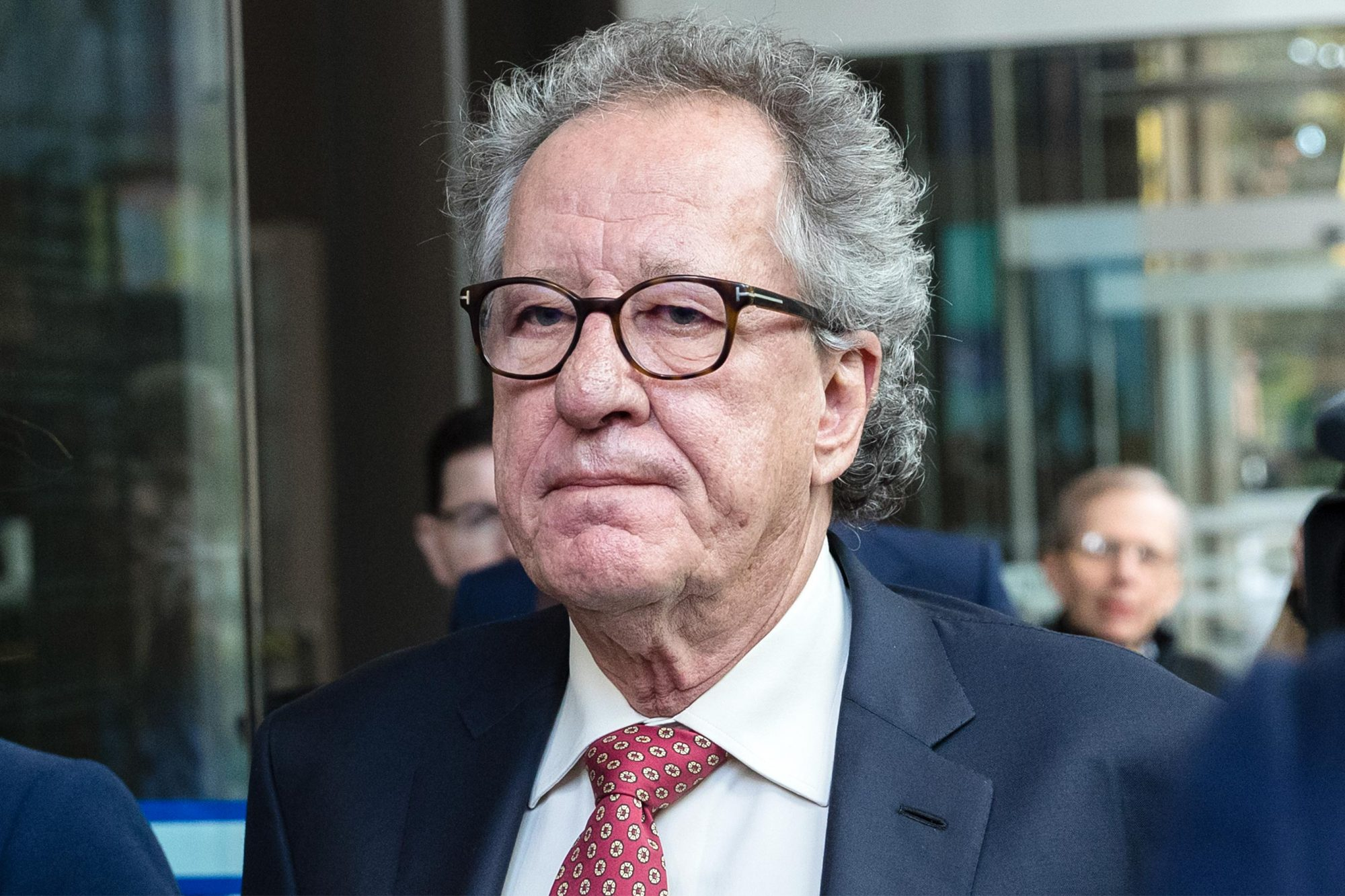 Geoffrey Rush Wins Defamation Case Against Daily Telegraph