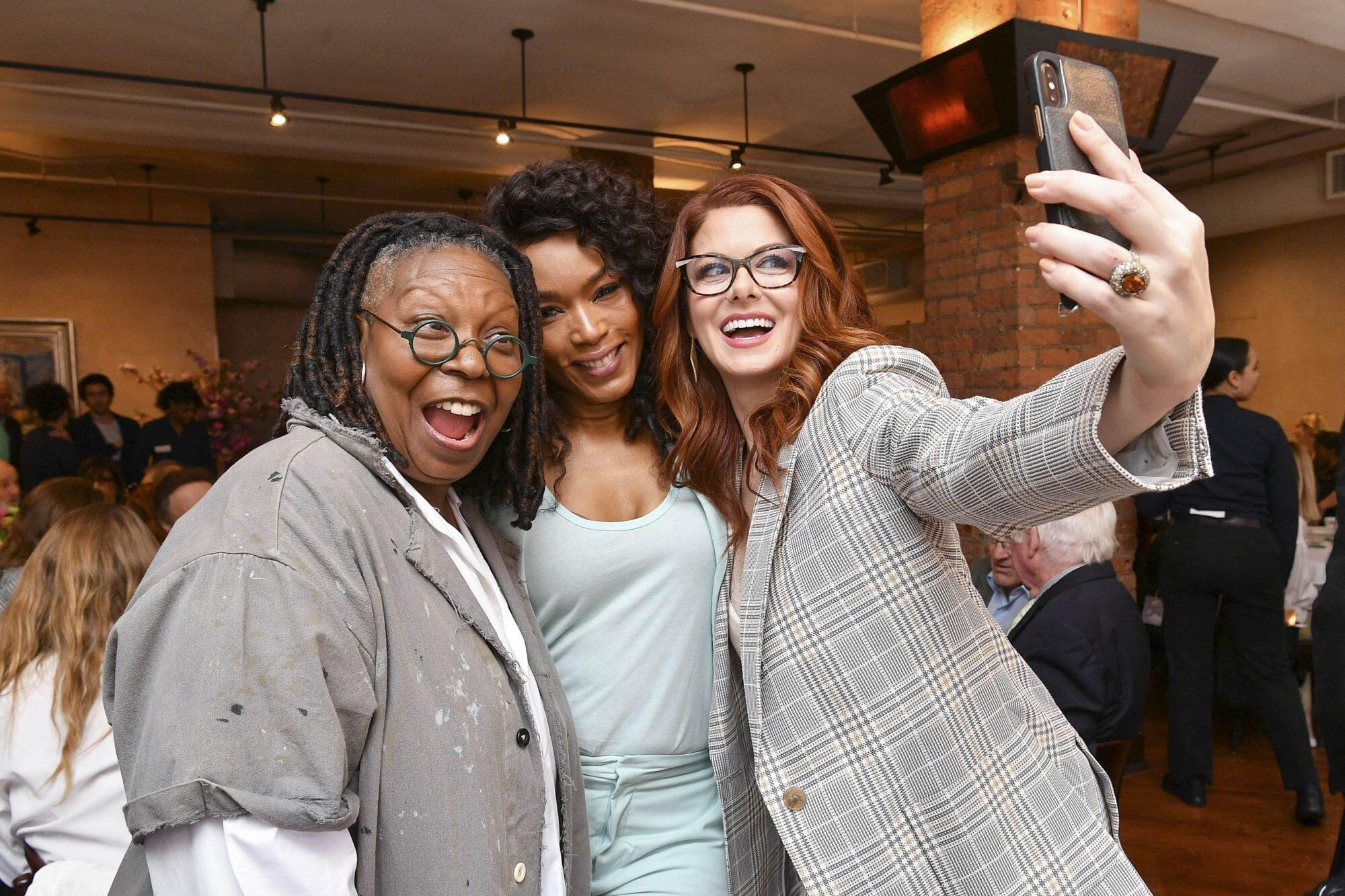 Angela Nicholas Movies see all the stars at the 2019 tribeca film festival | ew