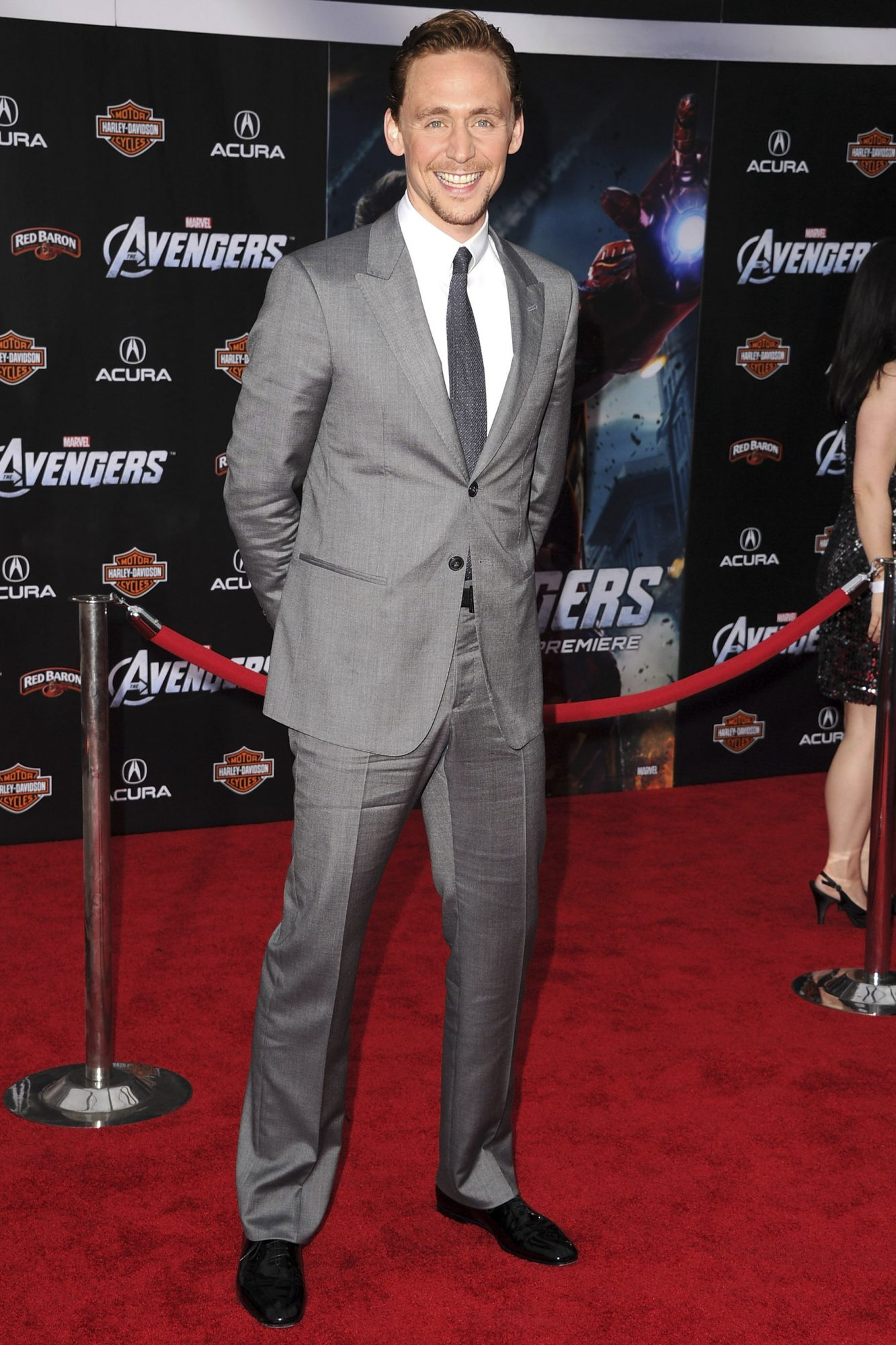"""Marvel's The Avengers"" - Los Angeles Premiere - Arrivals"