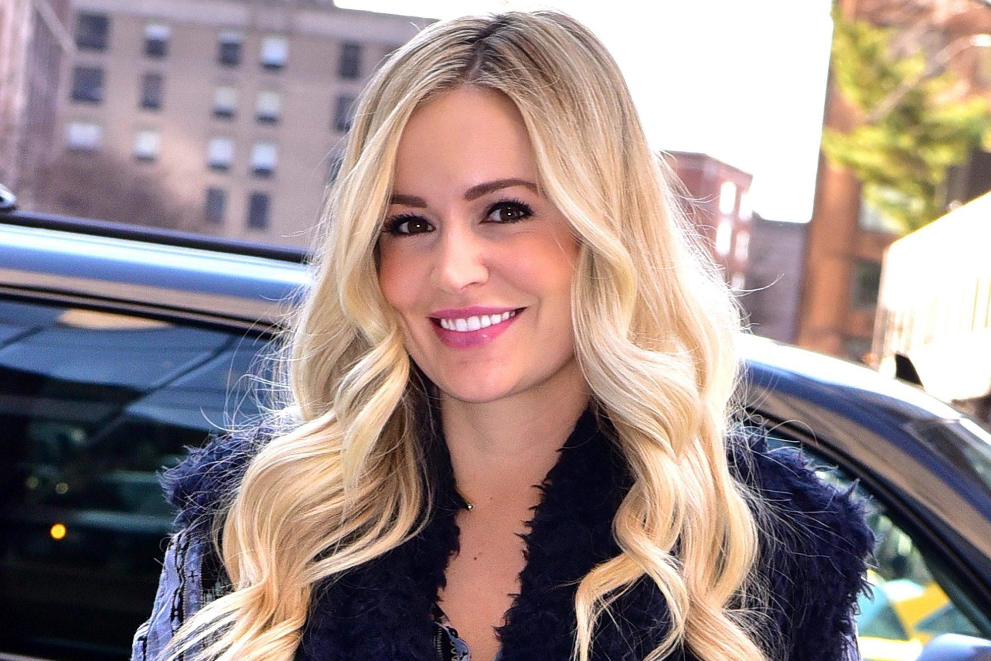 "ABC's ""The Bachelorette"" Emily Maynard Sighting In New York City"