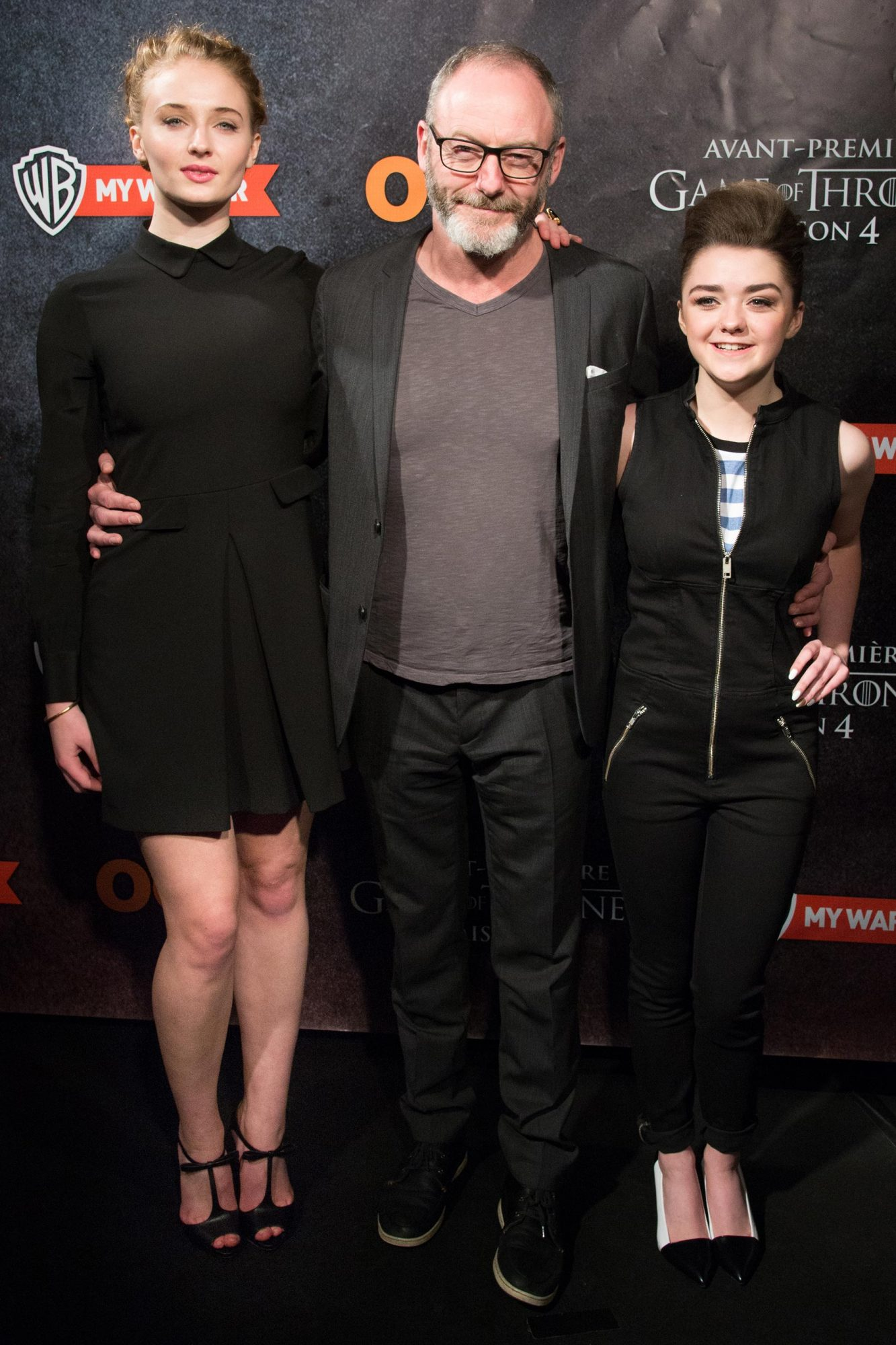 France - Game of Thrones, Season 4' : Paris Premiere