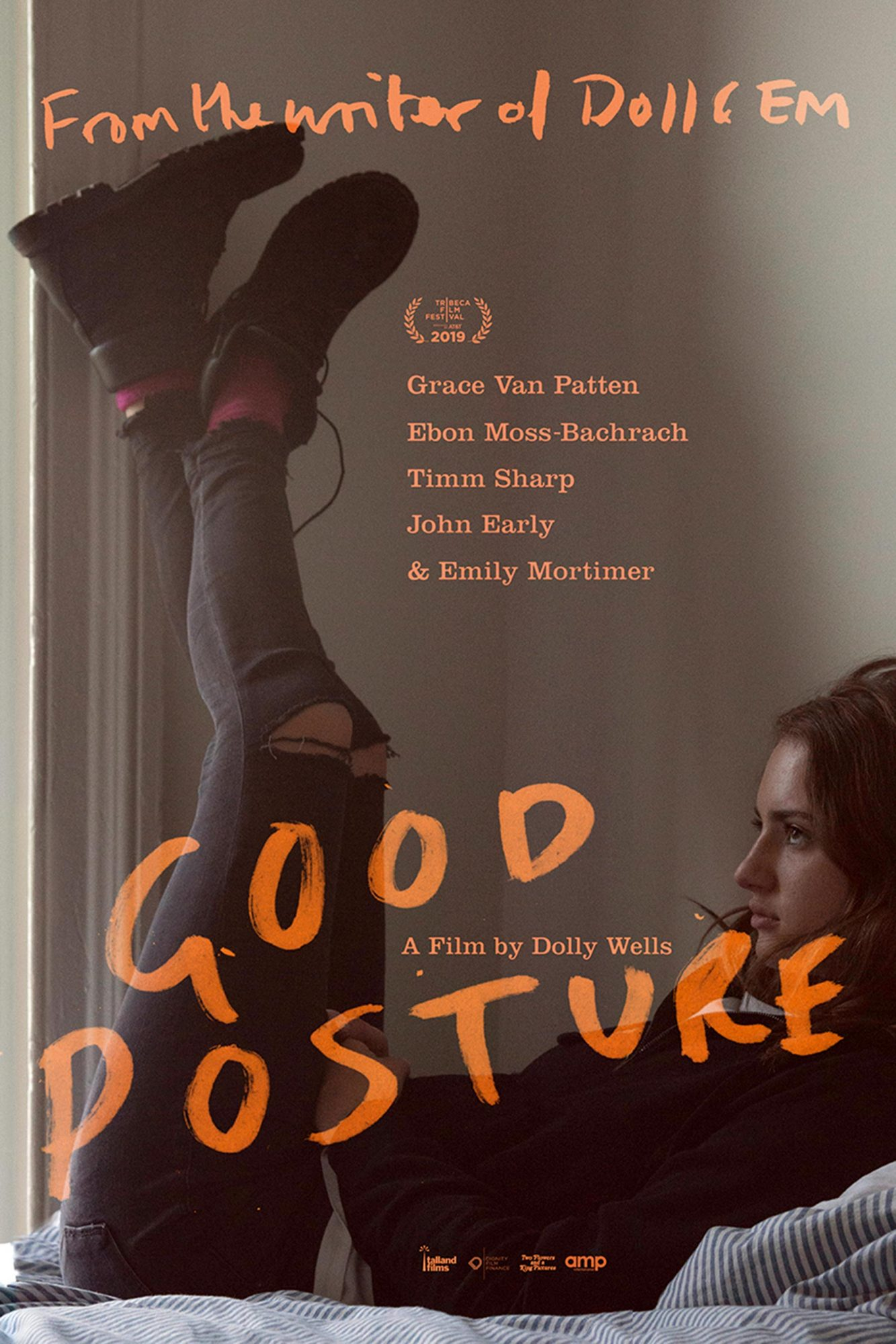 Good Posture posterCR: Talland Films